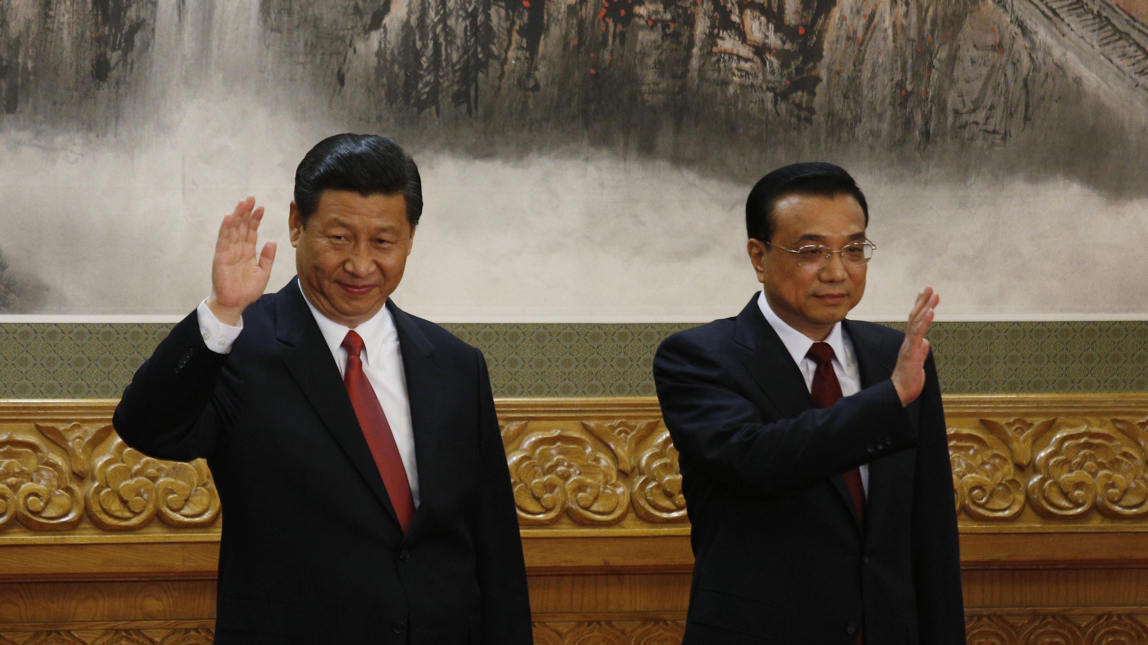 Xi and Li