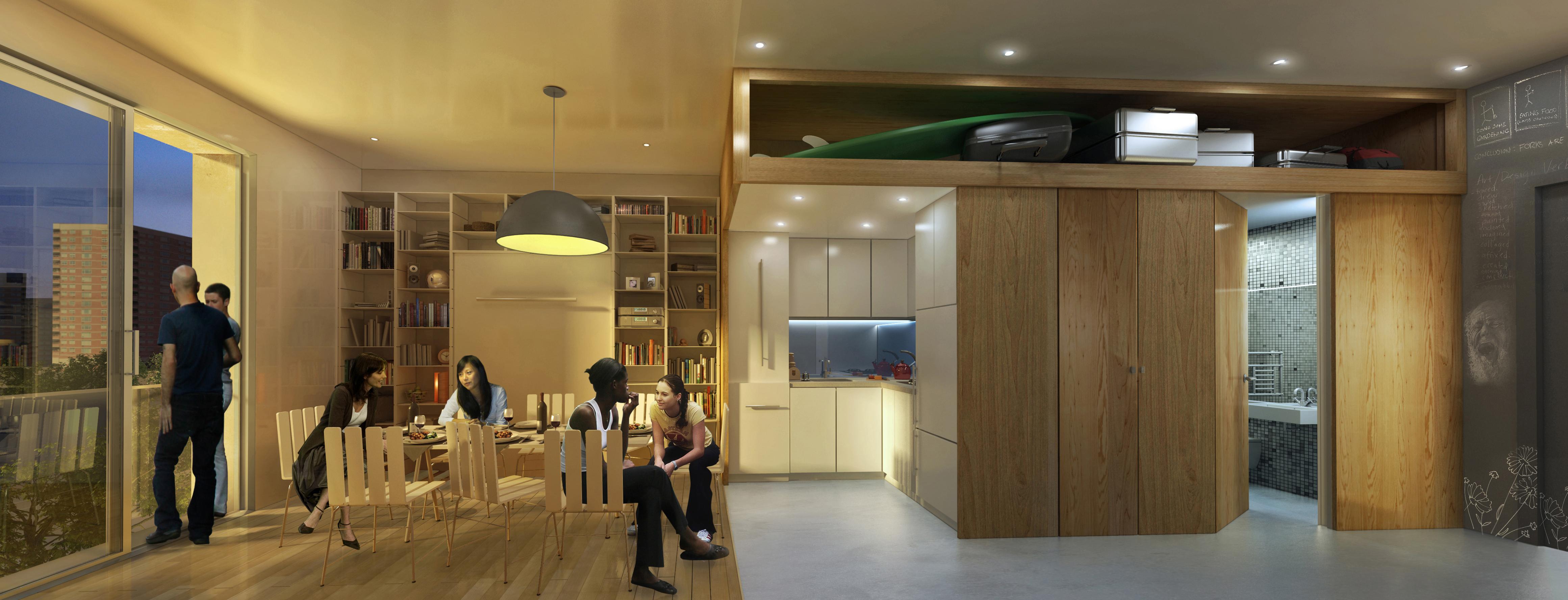 apartments under 400. New York City unveils its vision for micro apartments under 400 sq  ft Quartz