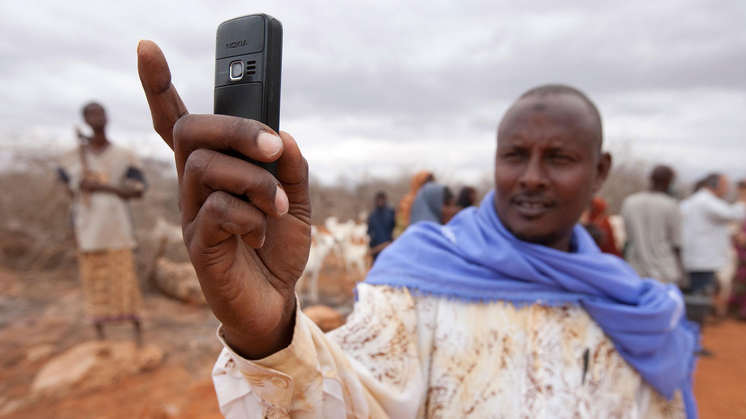 africa cellphone