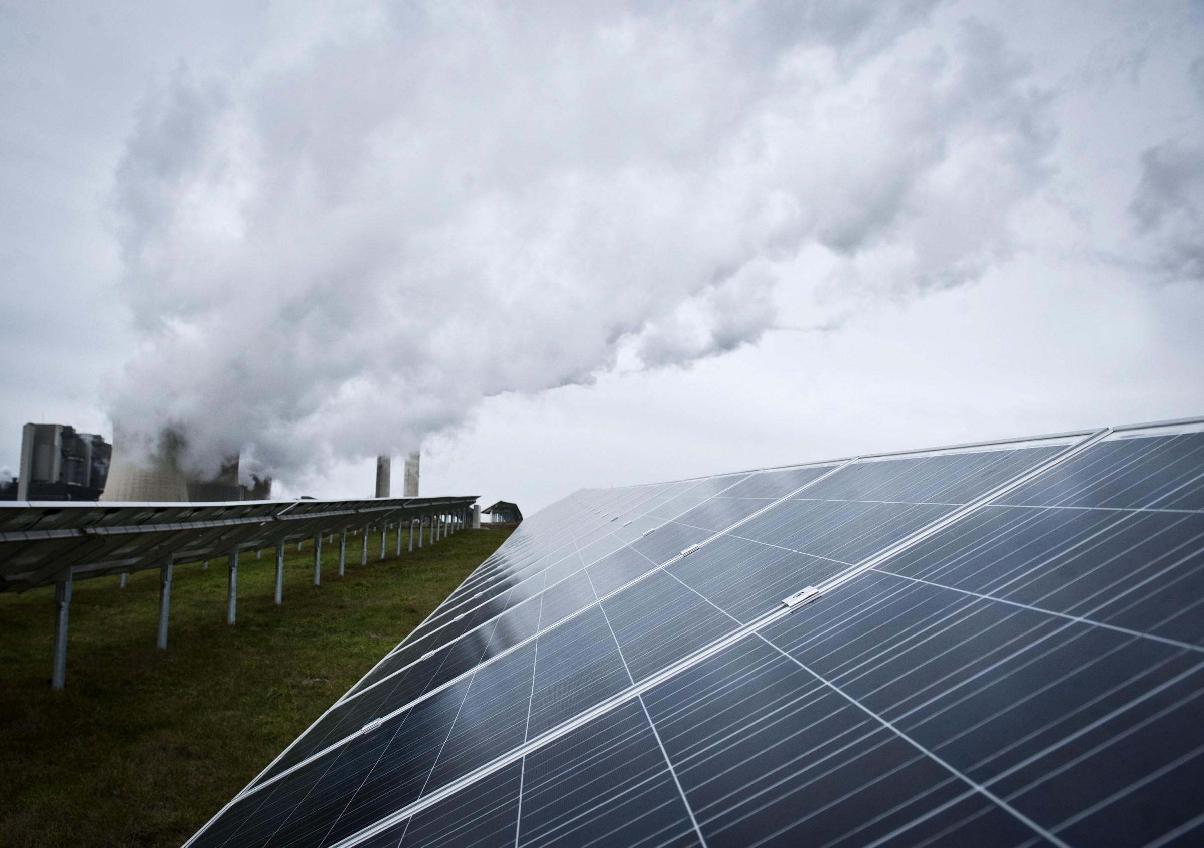 Solar Panels from German company F&S
