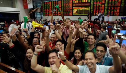 filipino stock traders