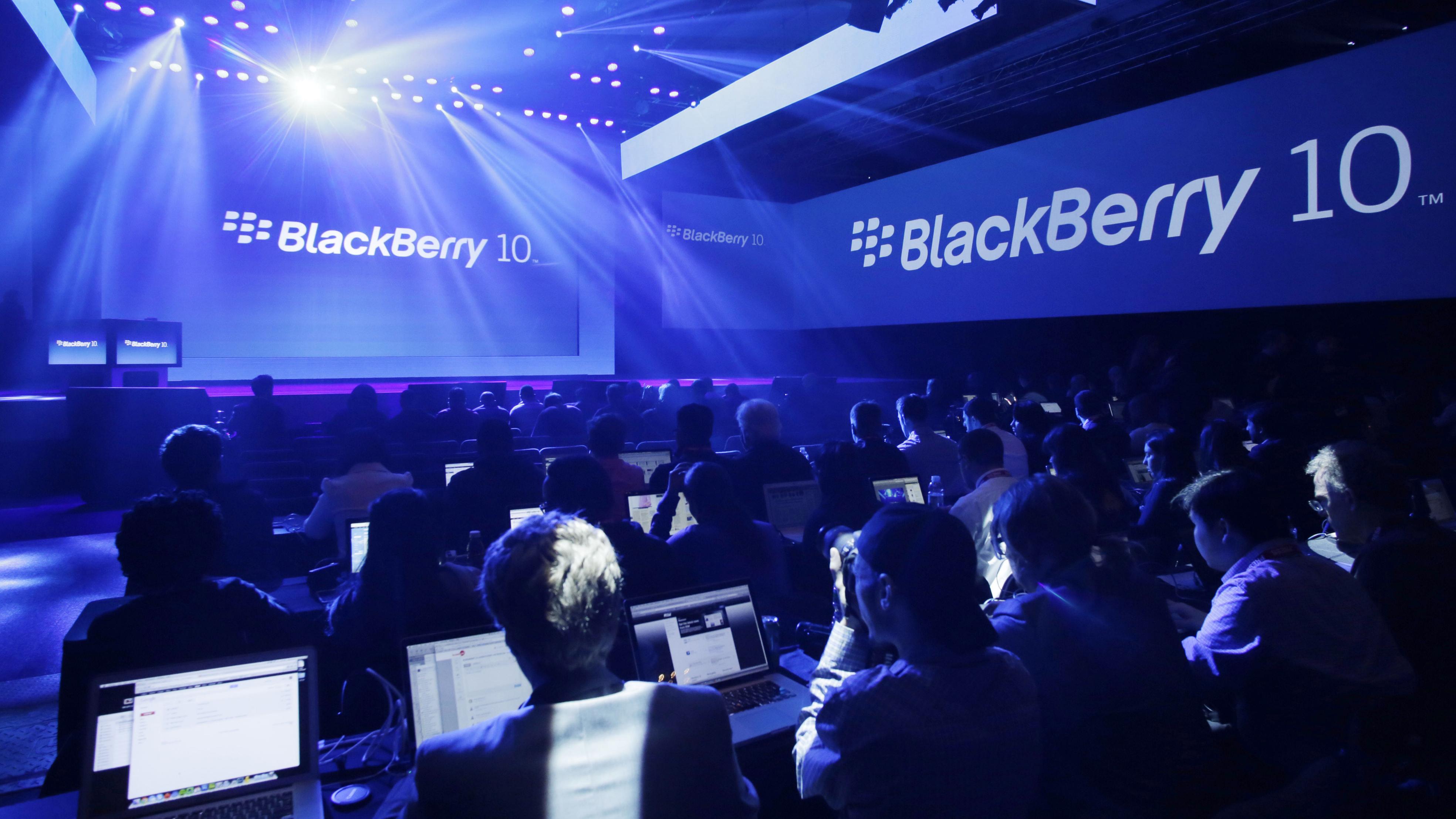 BlackBerry event
