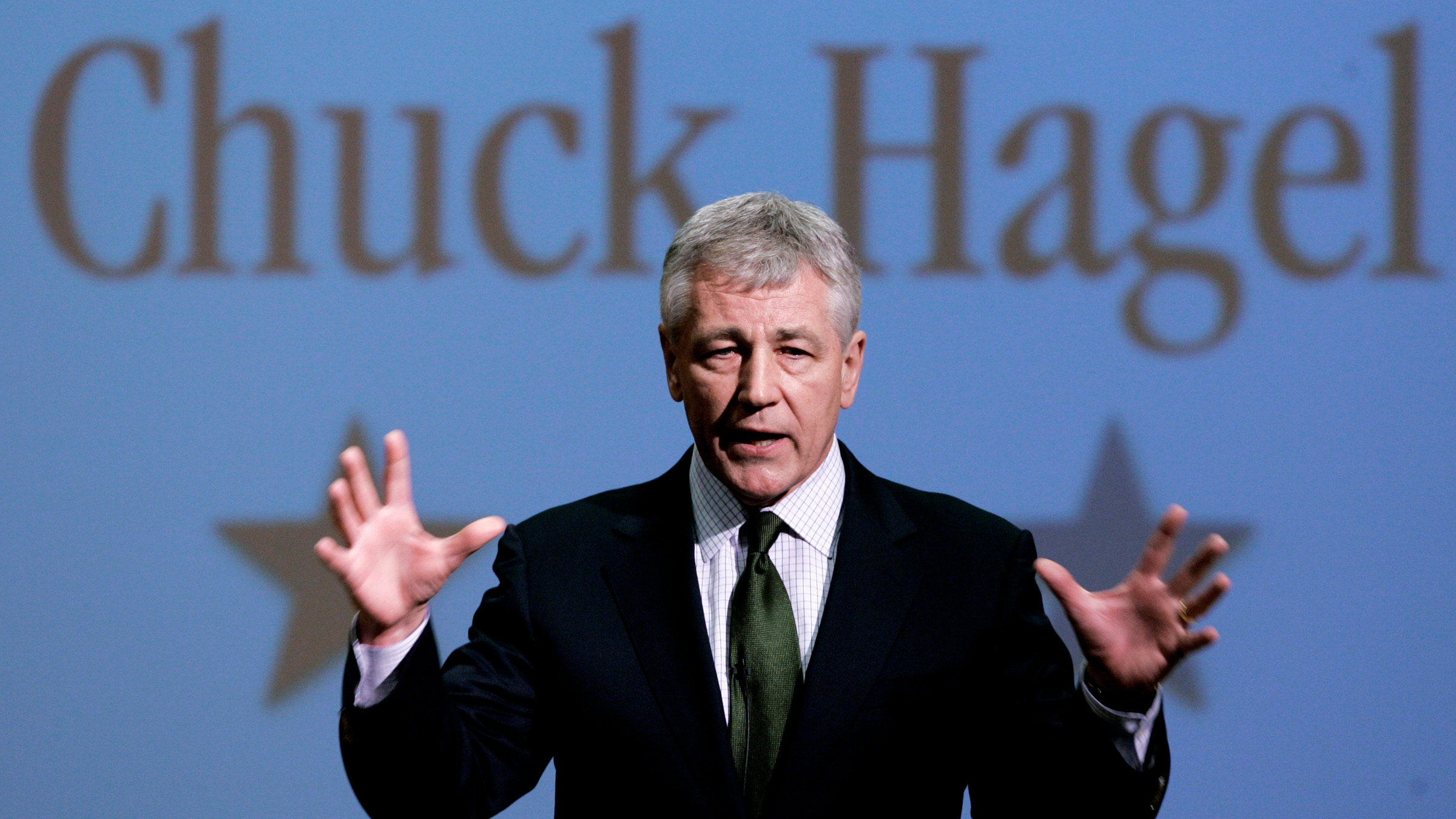 Defense Secretary Nominee Chuck Hagel could be just the man to grapple with bloated Pentagon budgets.