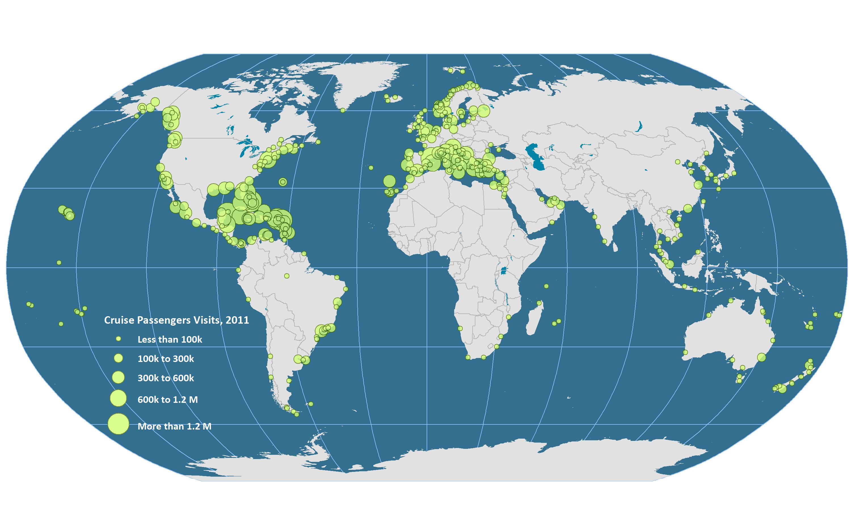 Cruise Ports World