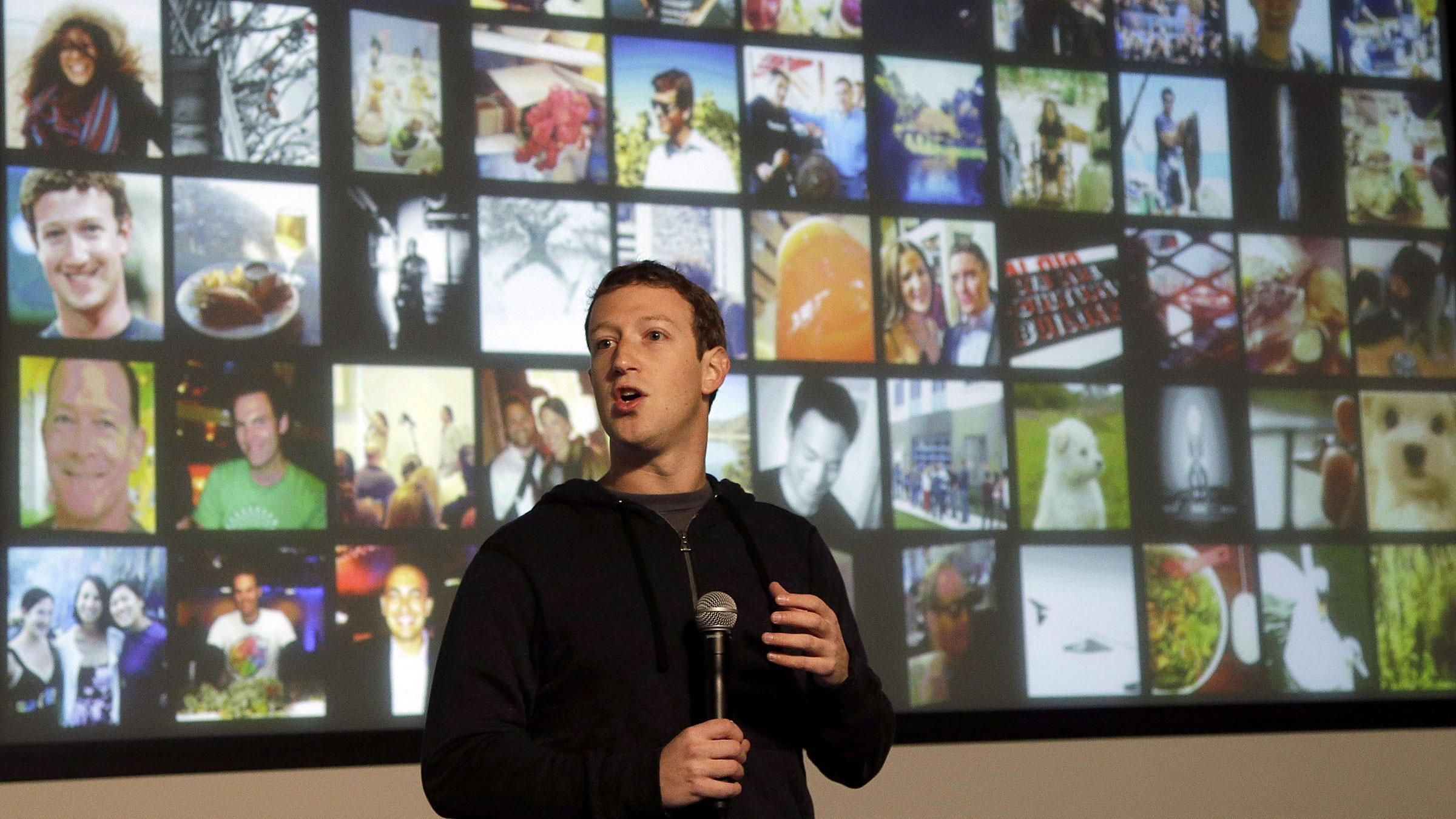 facebook, zuckerberg