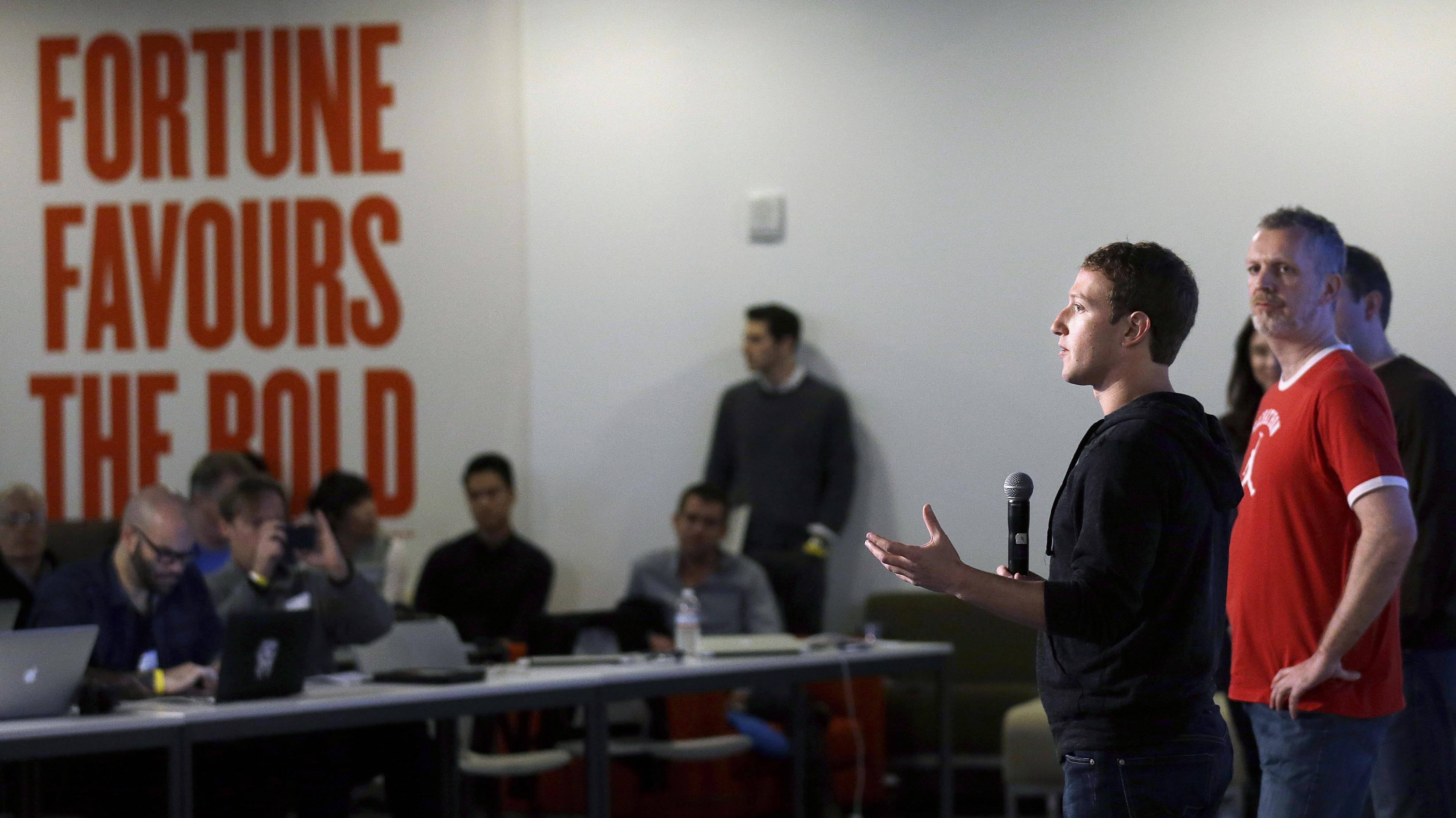 Facebook CEO Mark Zuckerberg announced Graph Search