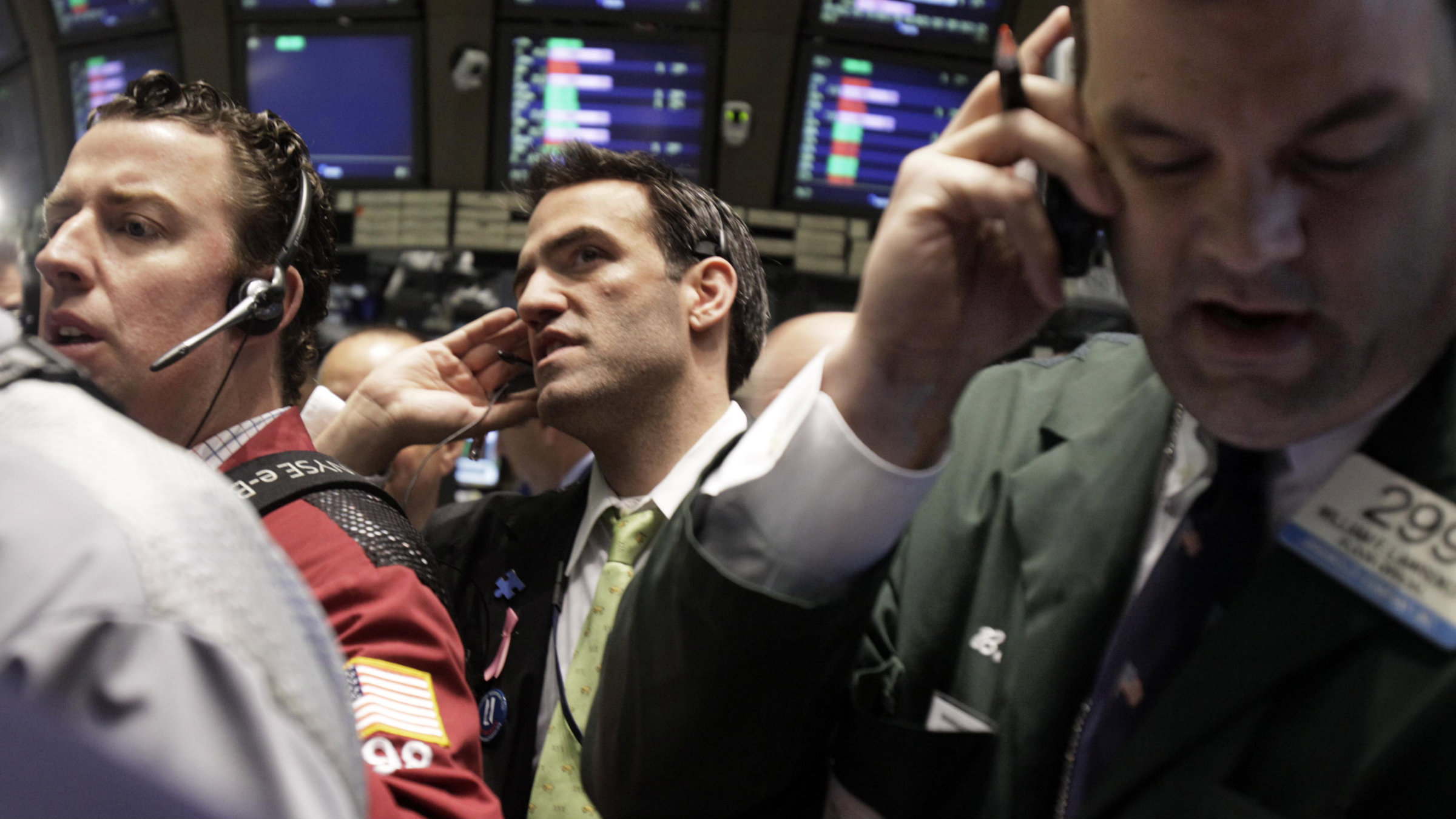 Study says: High-frequency trading has little effect on the average Joe.