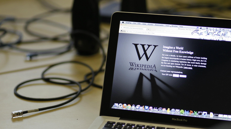 Beware of hackers posing as Wikipedia workers.