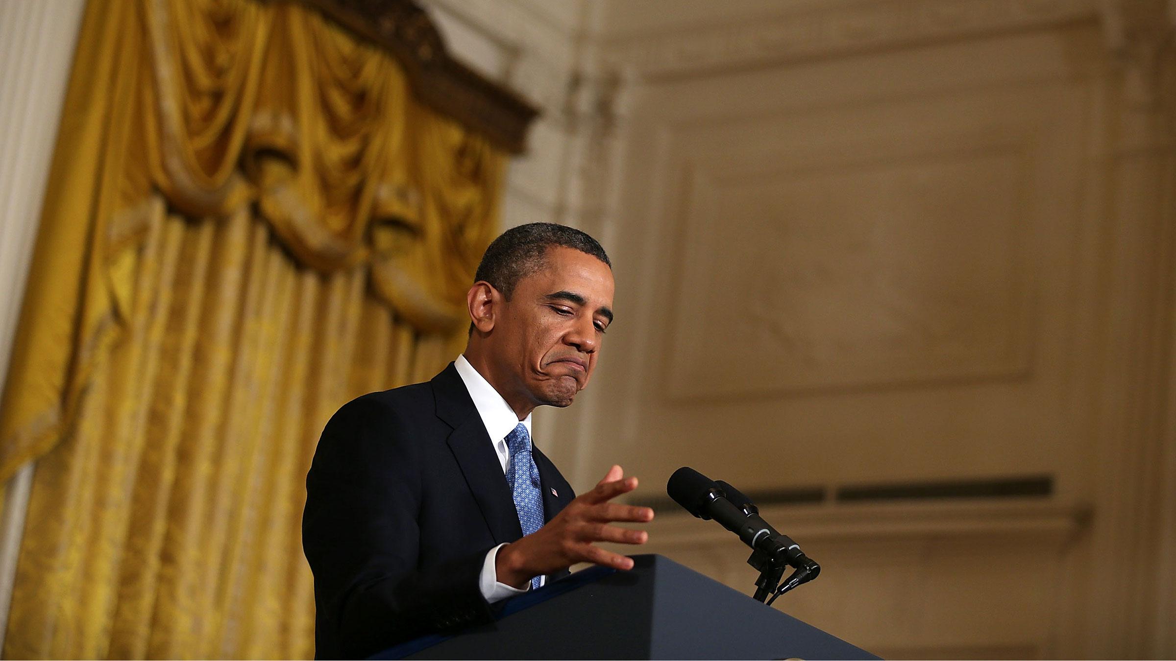 obama, press conference