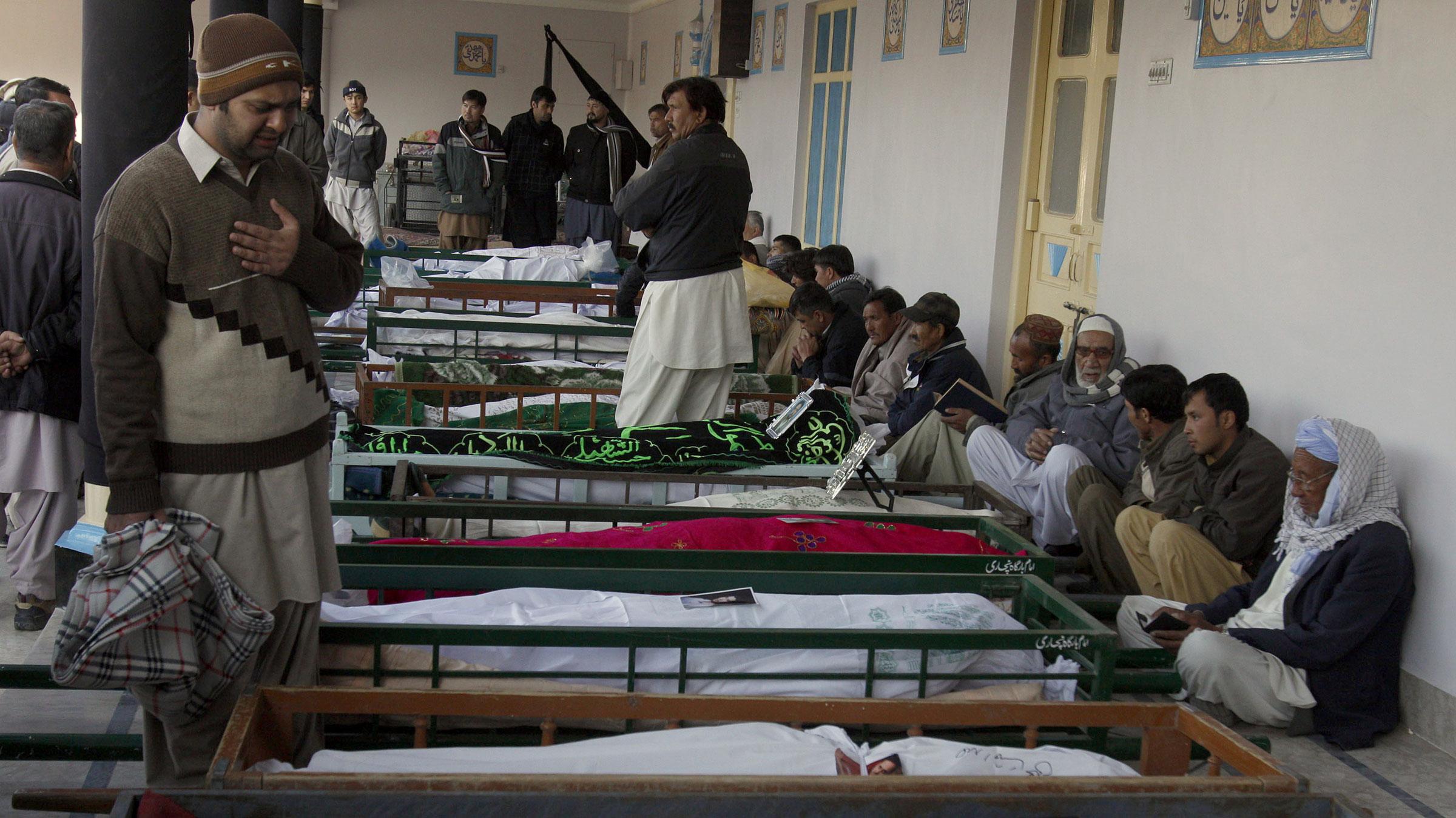 bombing, pakistan