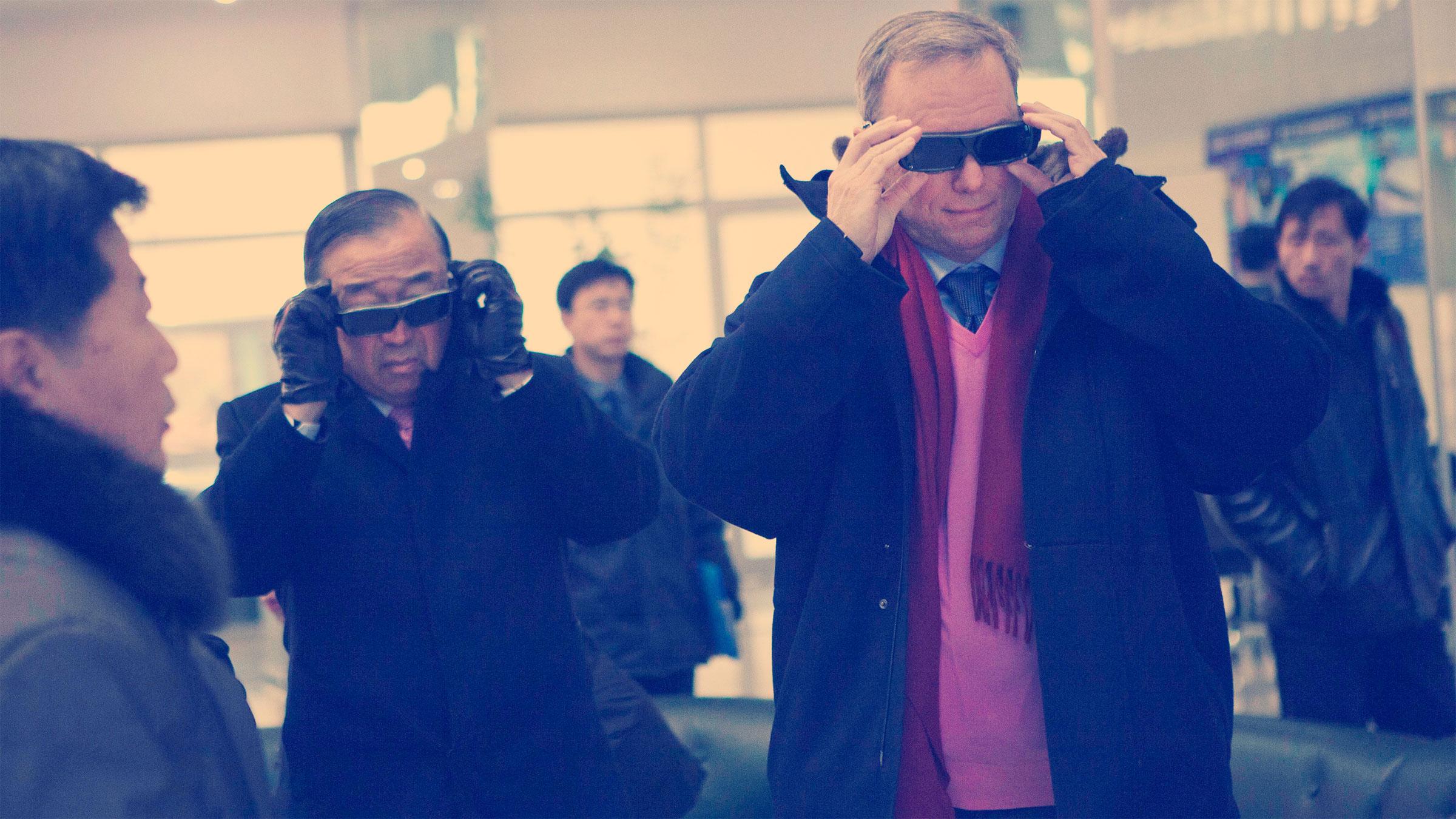 schmidt, google, north korea