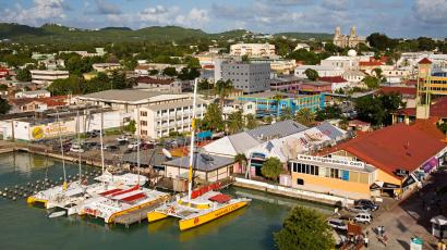St. Johns waterfront