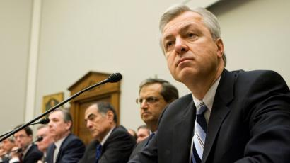 Wells Fargo CEO John Stumpf is giving you all the disclosure you can handle.