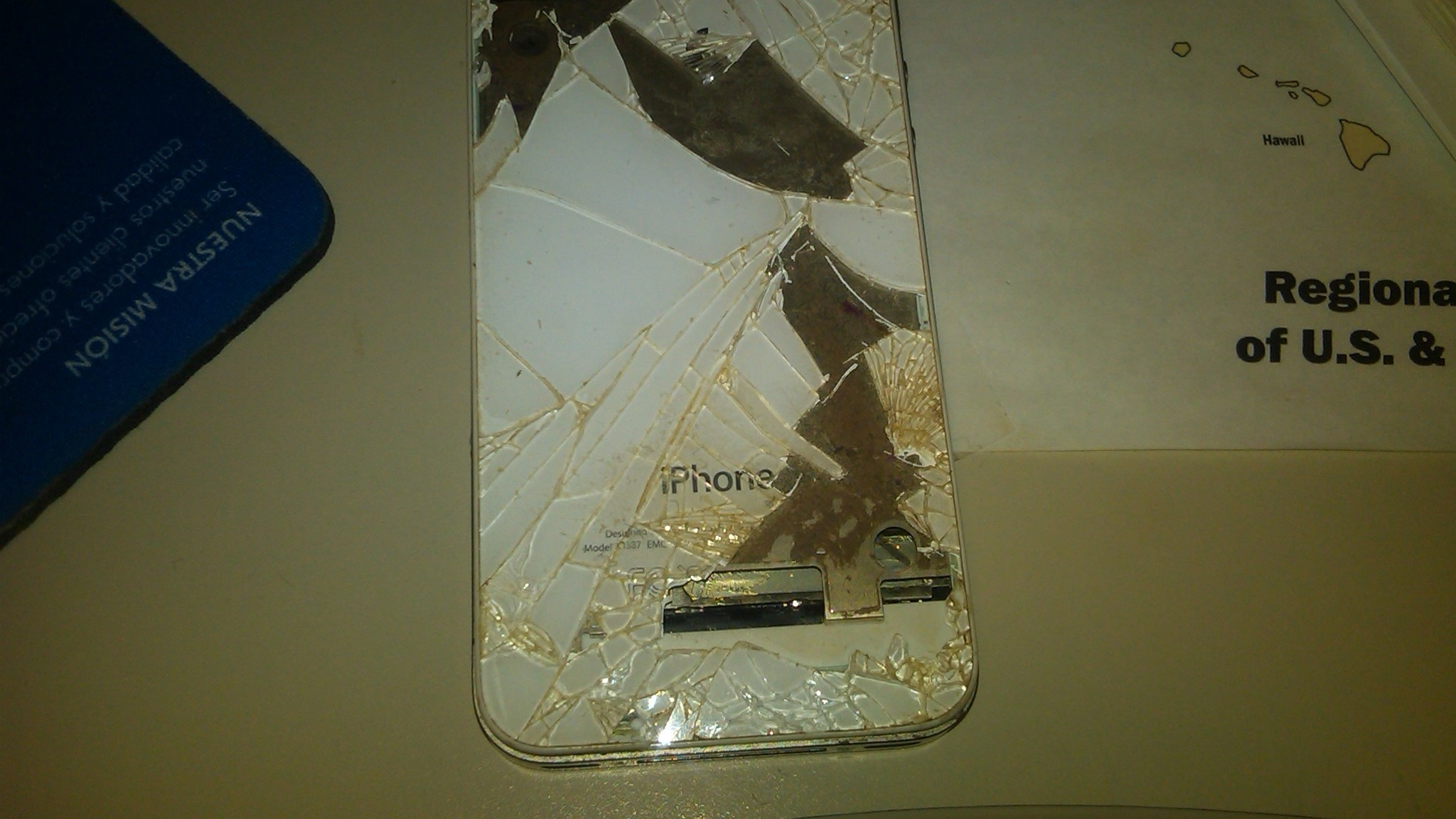 iPhone 4S battery overheating