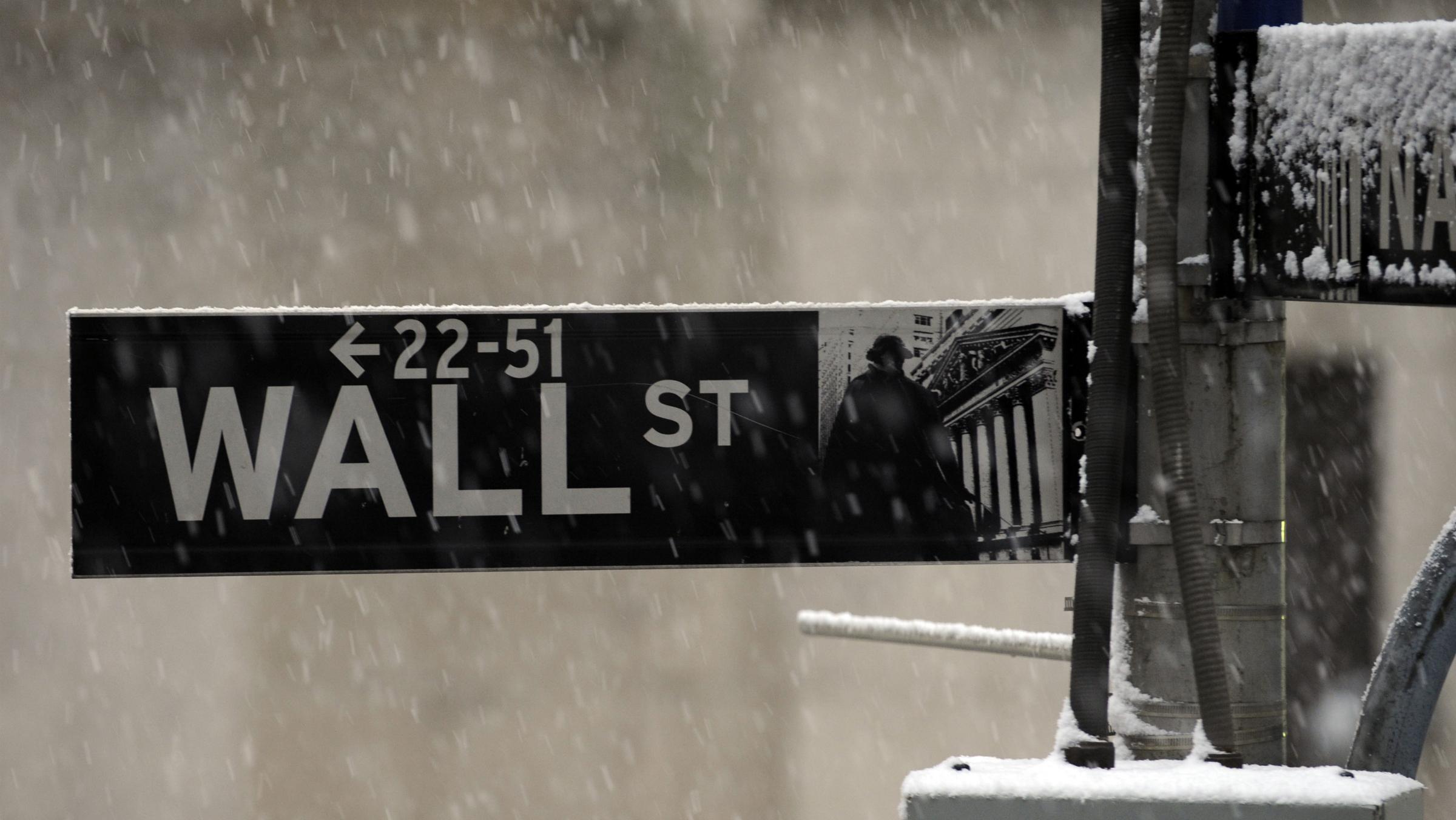 wall street bank regulation frigid treatment