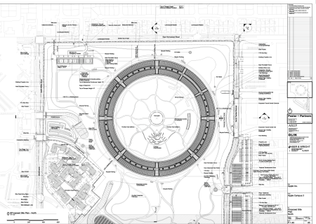 Apple's plans for next campus