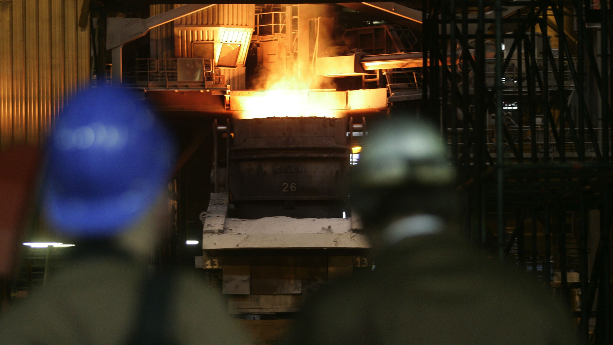 ArcelorMittal steel production