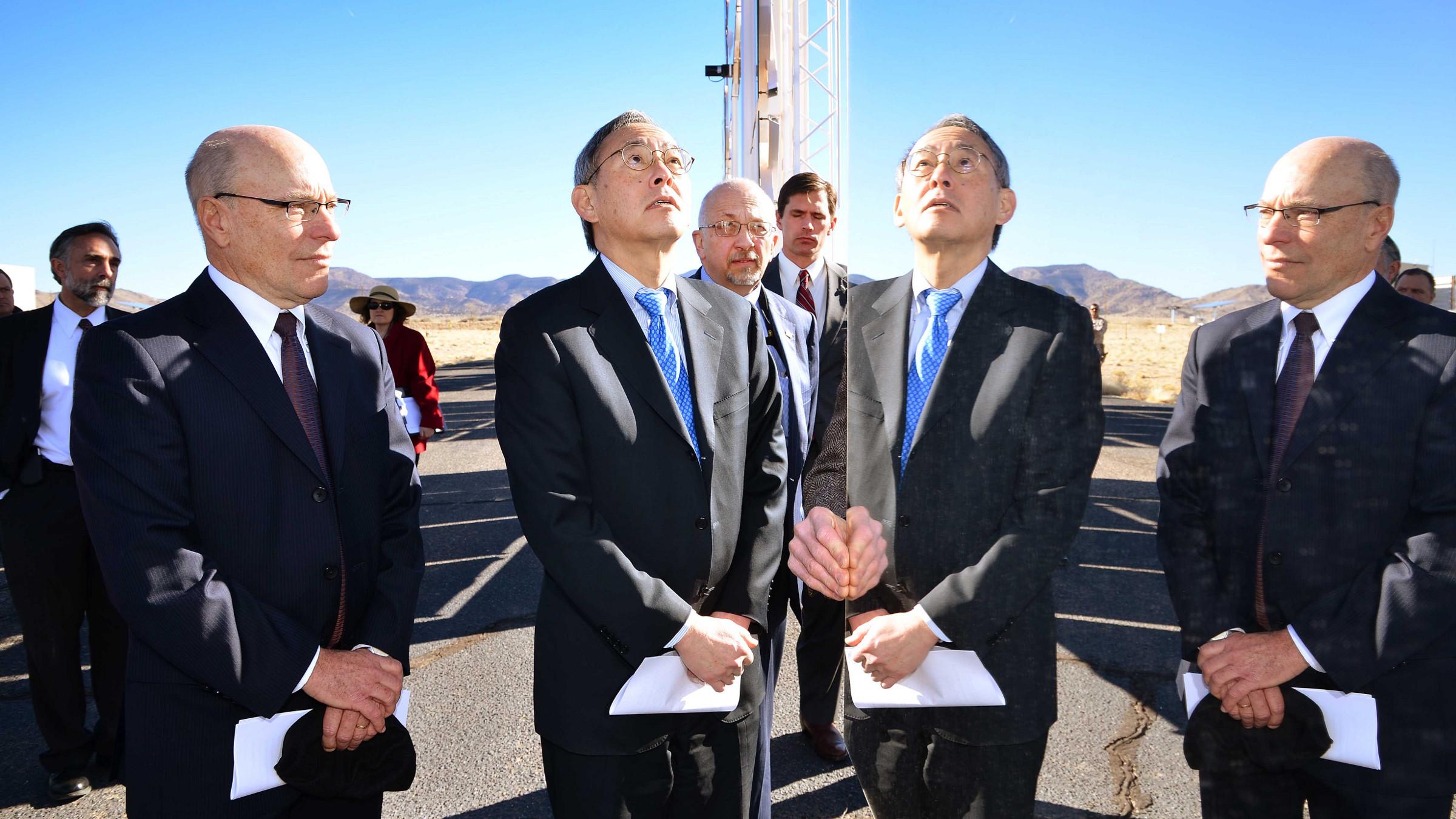 Reflecting on the legacy of US Energy Secretary Steven Chu.