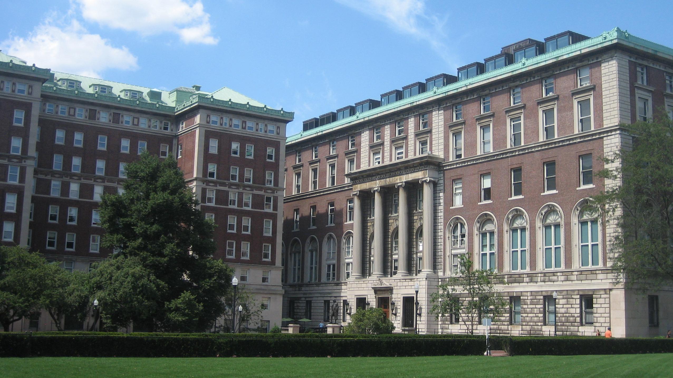 Columbia Graduate School of Journalism,