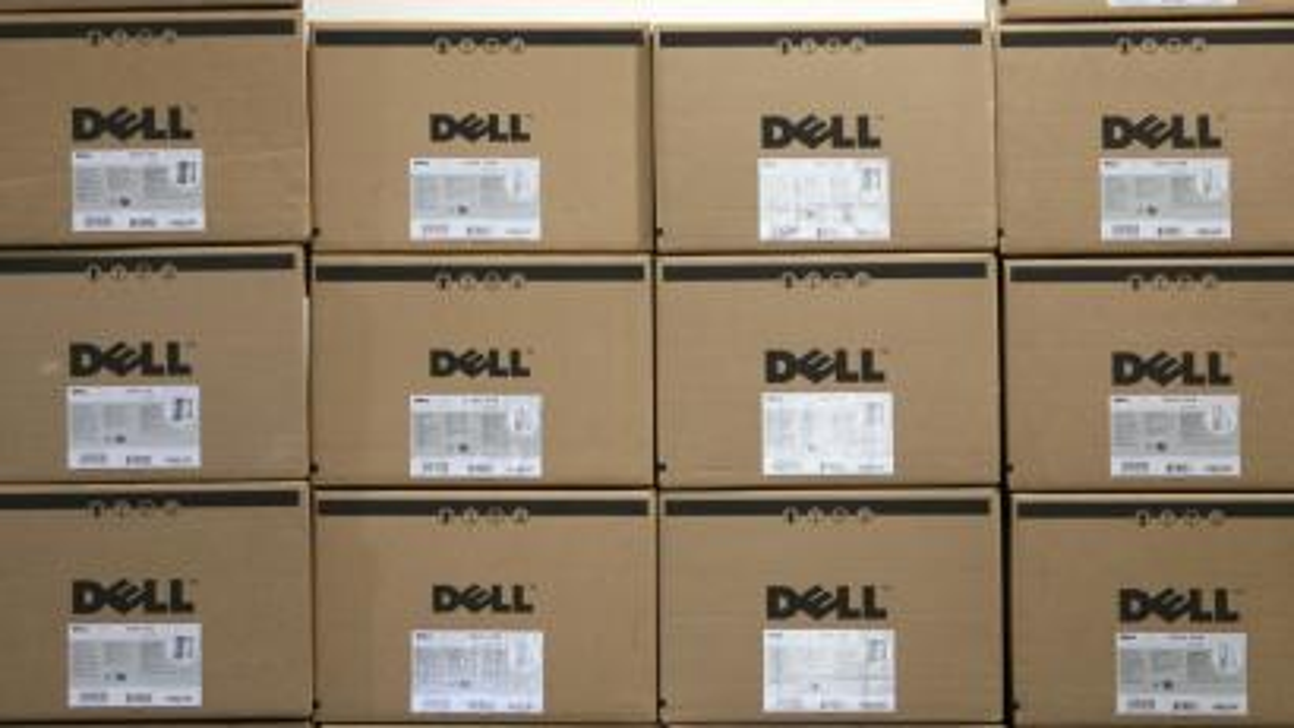 Dell boxes