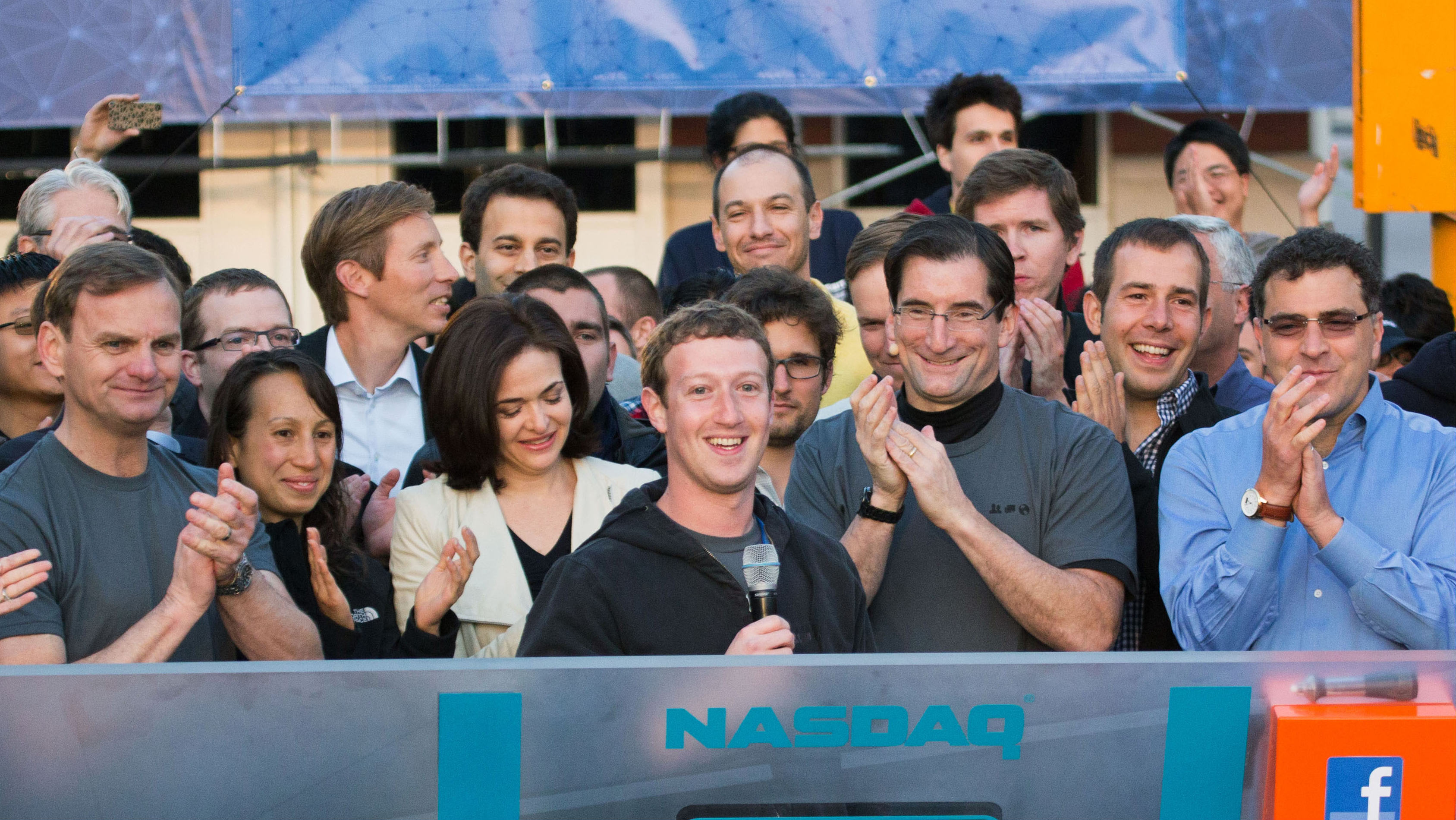 Facbook IPO Nasdaq