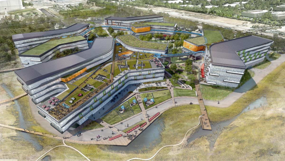 Google's next headquarters