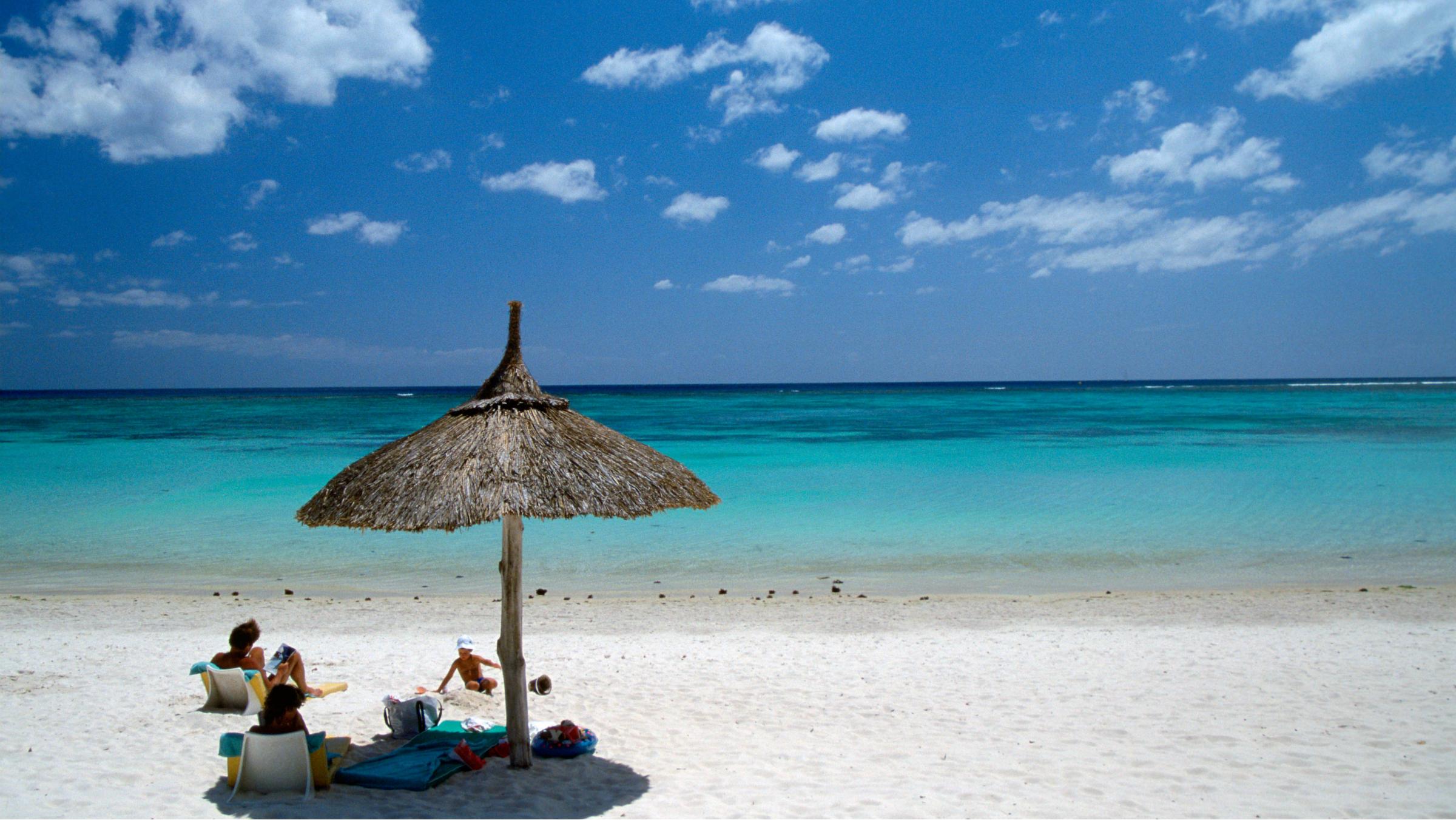 Mauritius, beach
