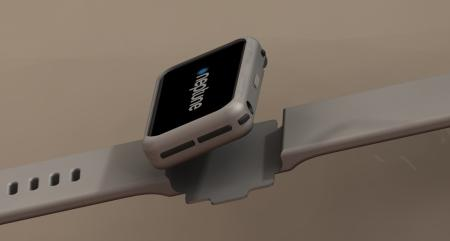 Neptune smartwatch detachable