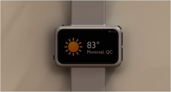 Neptune smartwatch apps