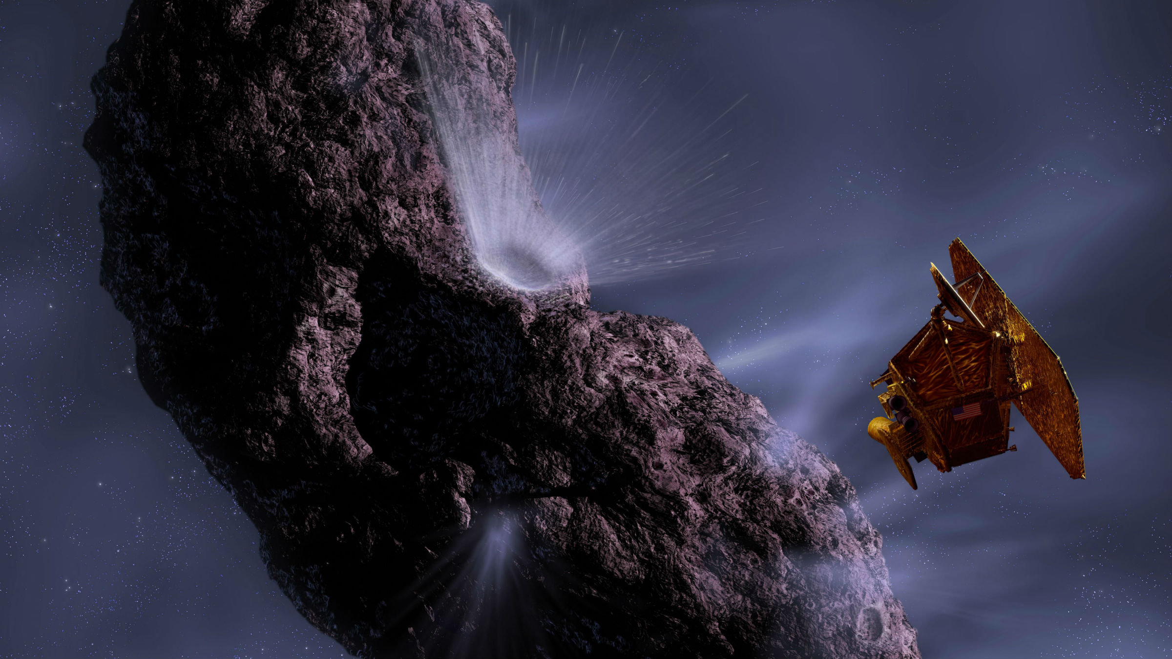 When it comes to asteroids, the Earth is basically defenseless