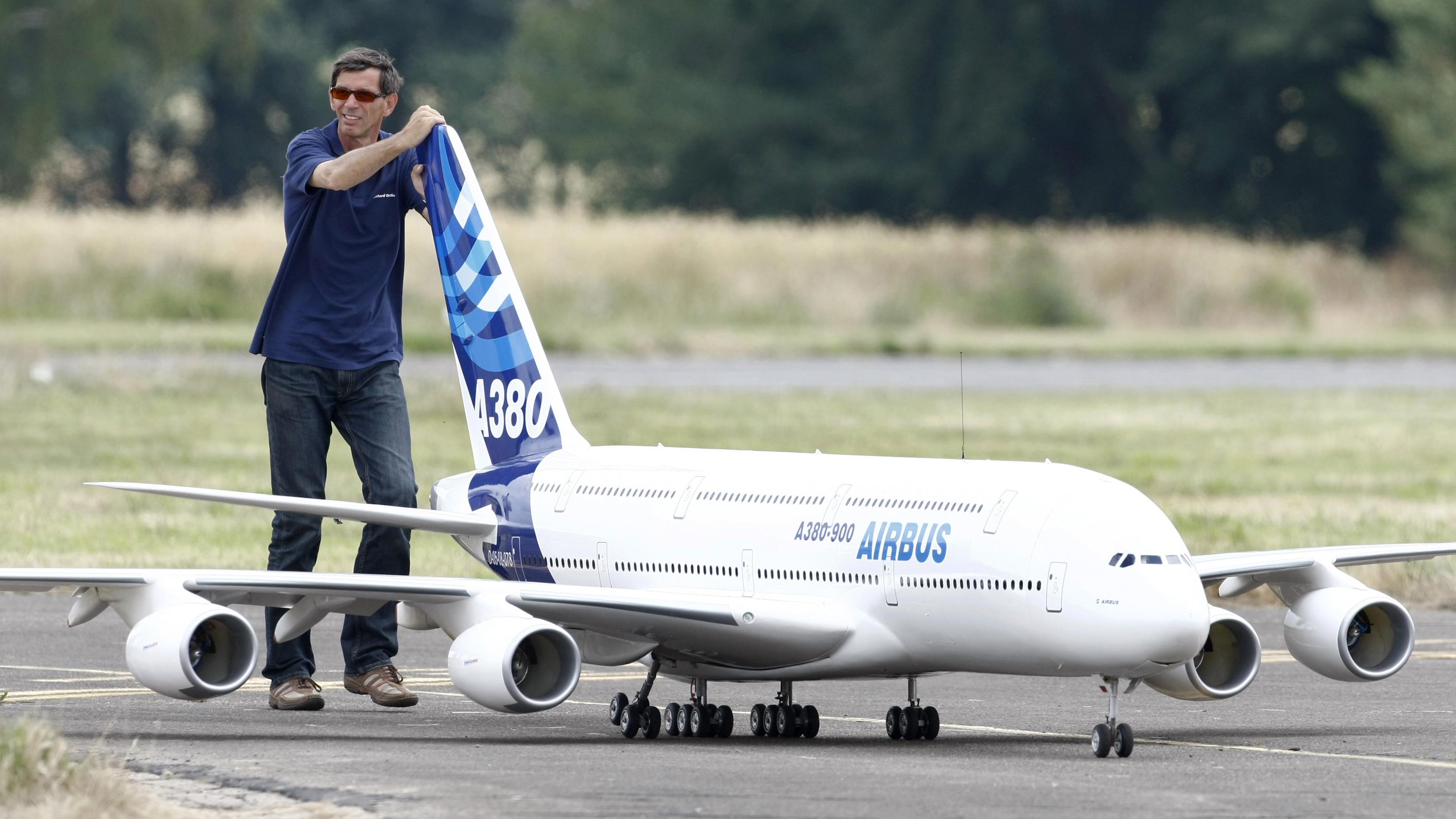 Airbus 380-900
