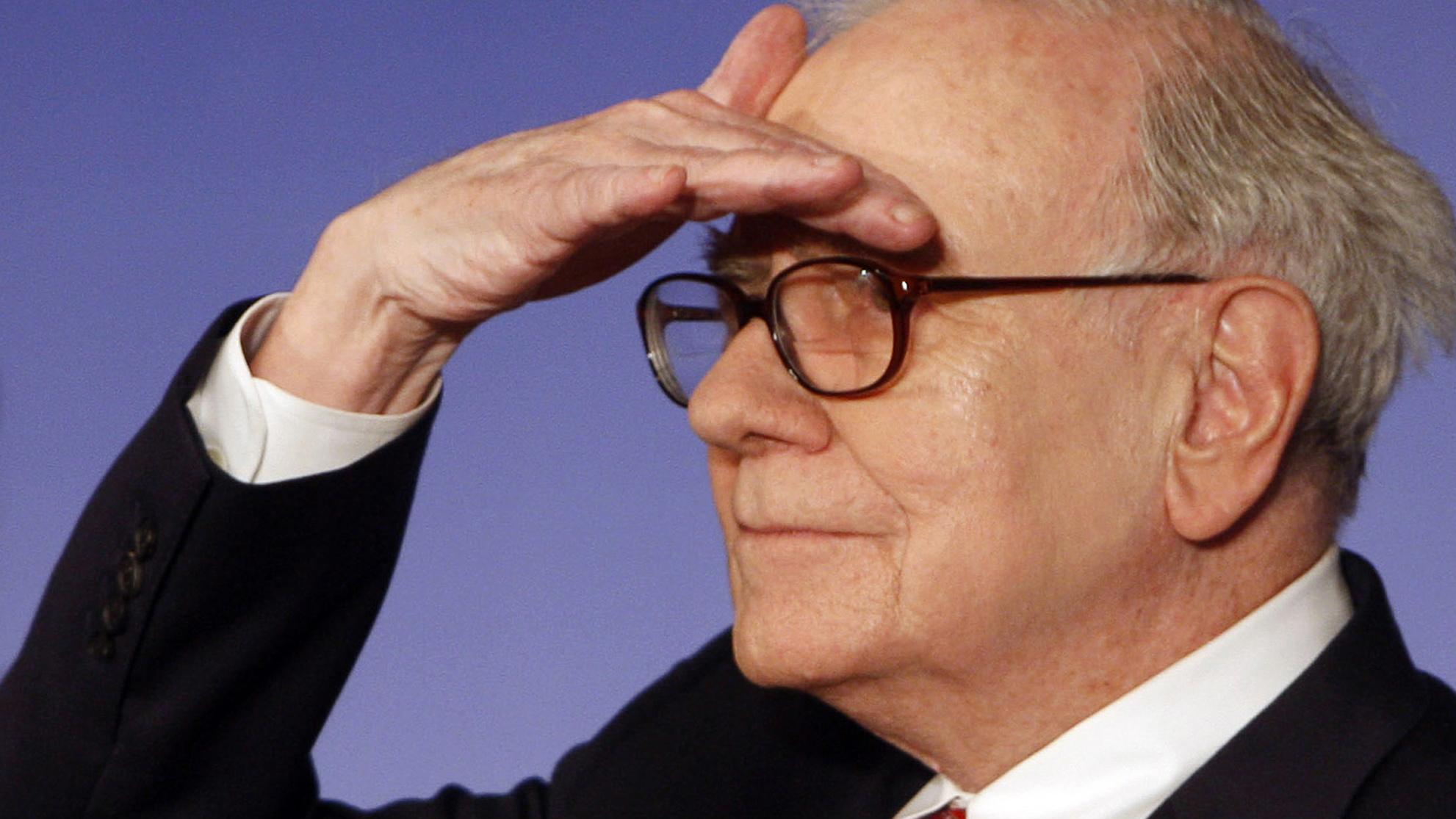 Warren Buffett looking for Heinz