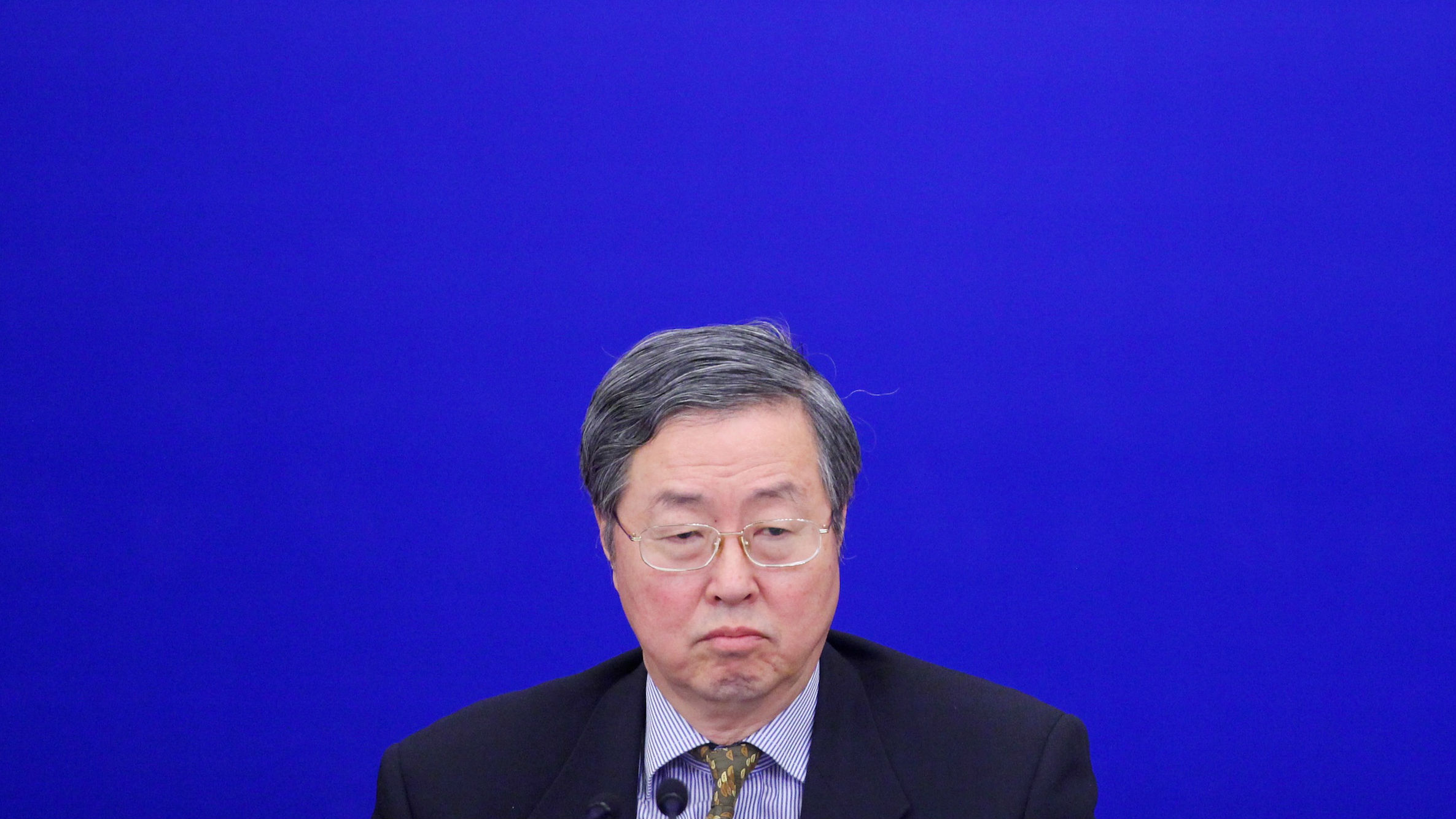Head of the People's Bank of China Zhou Xiaochuan is likely stepping down next month.
