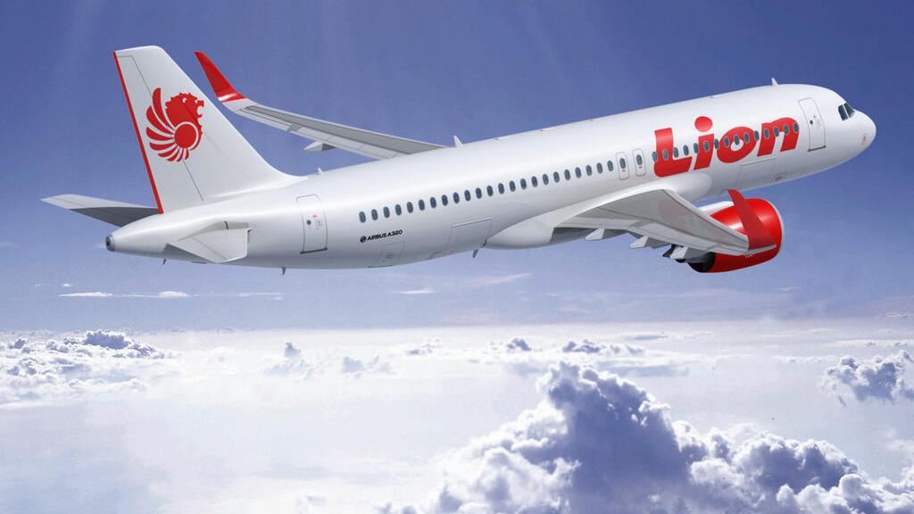 lion air airbus indindoo
