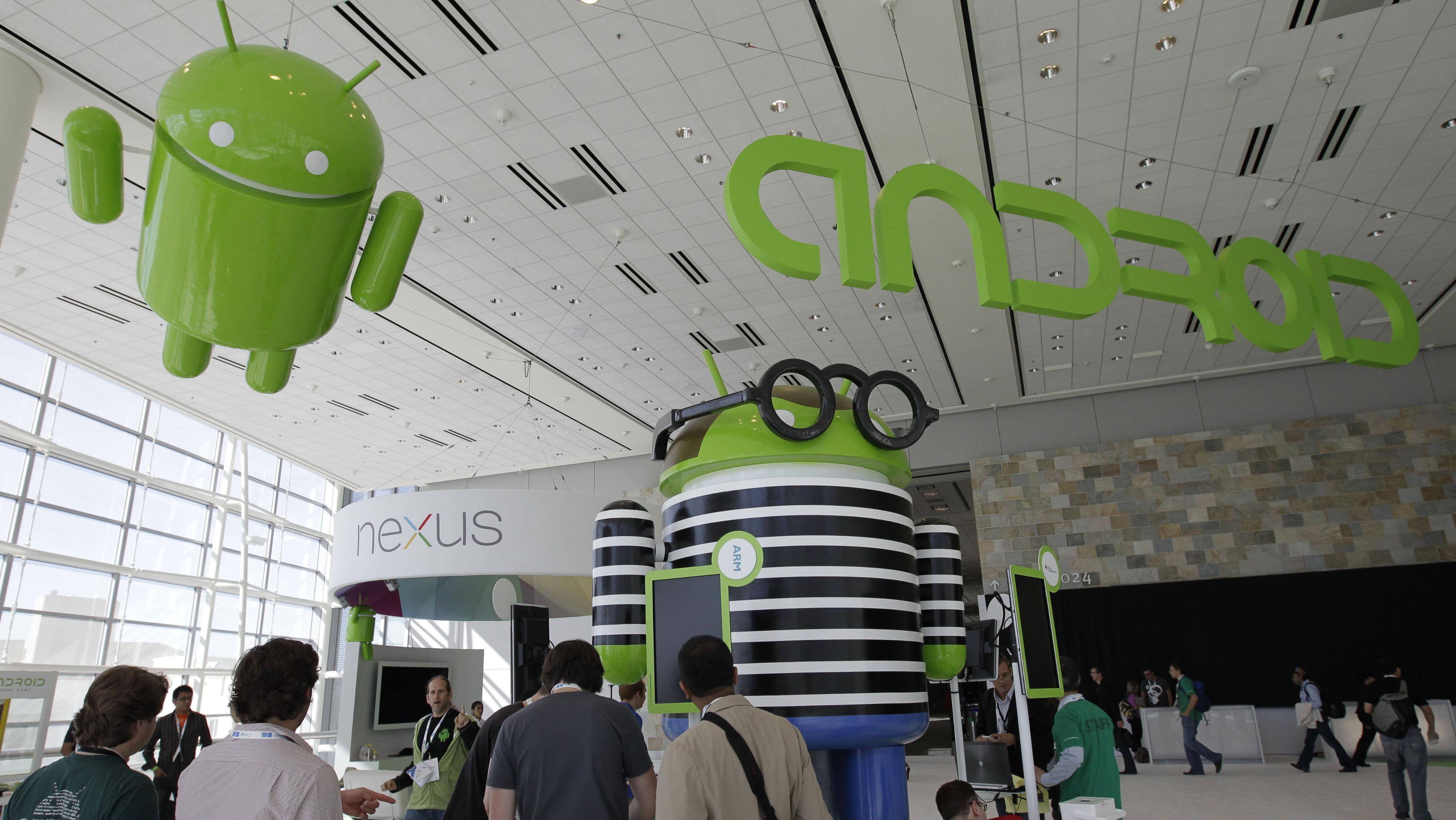 google android china
