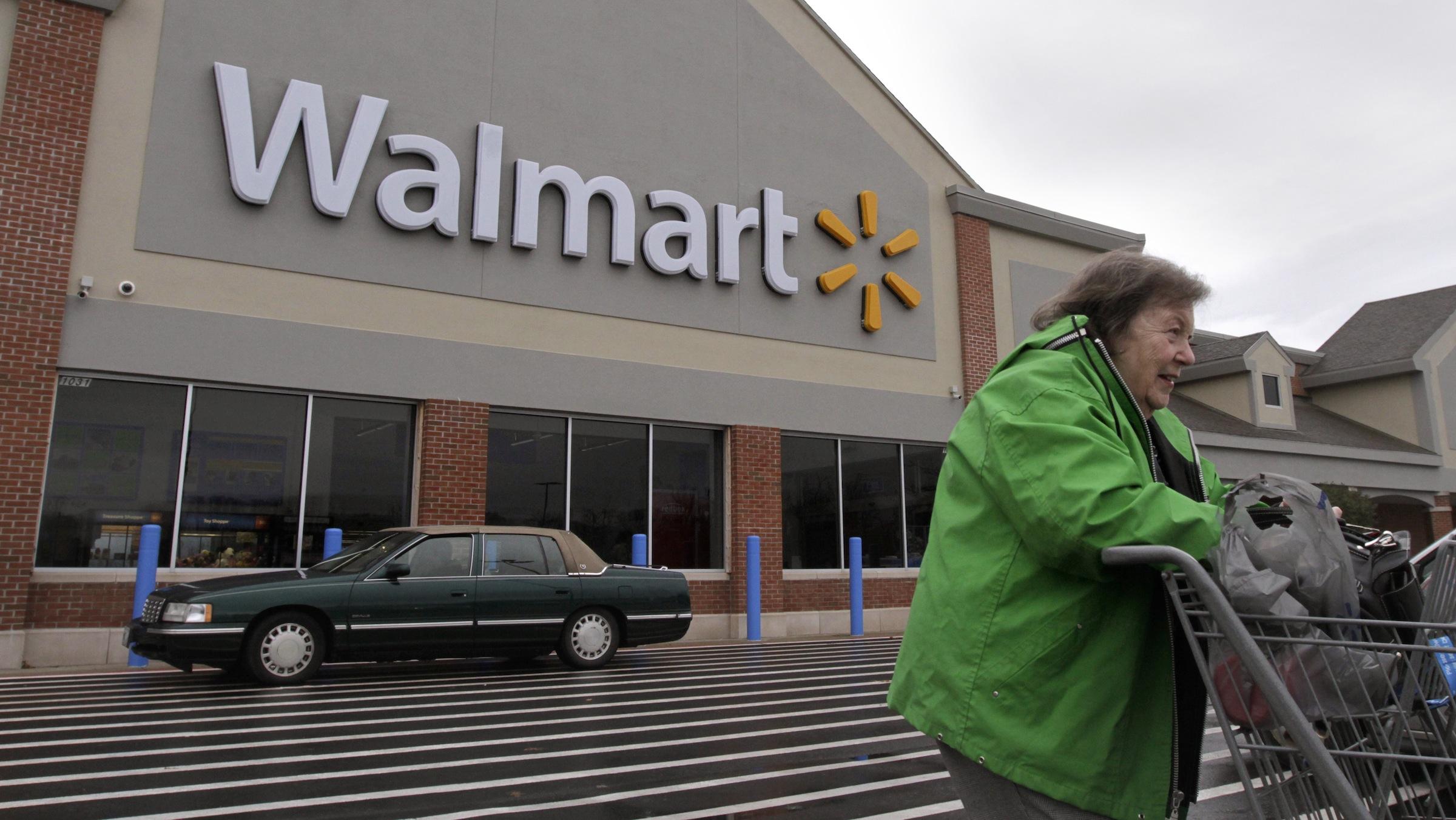 Walmart Barnes & Noble