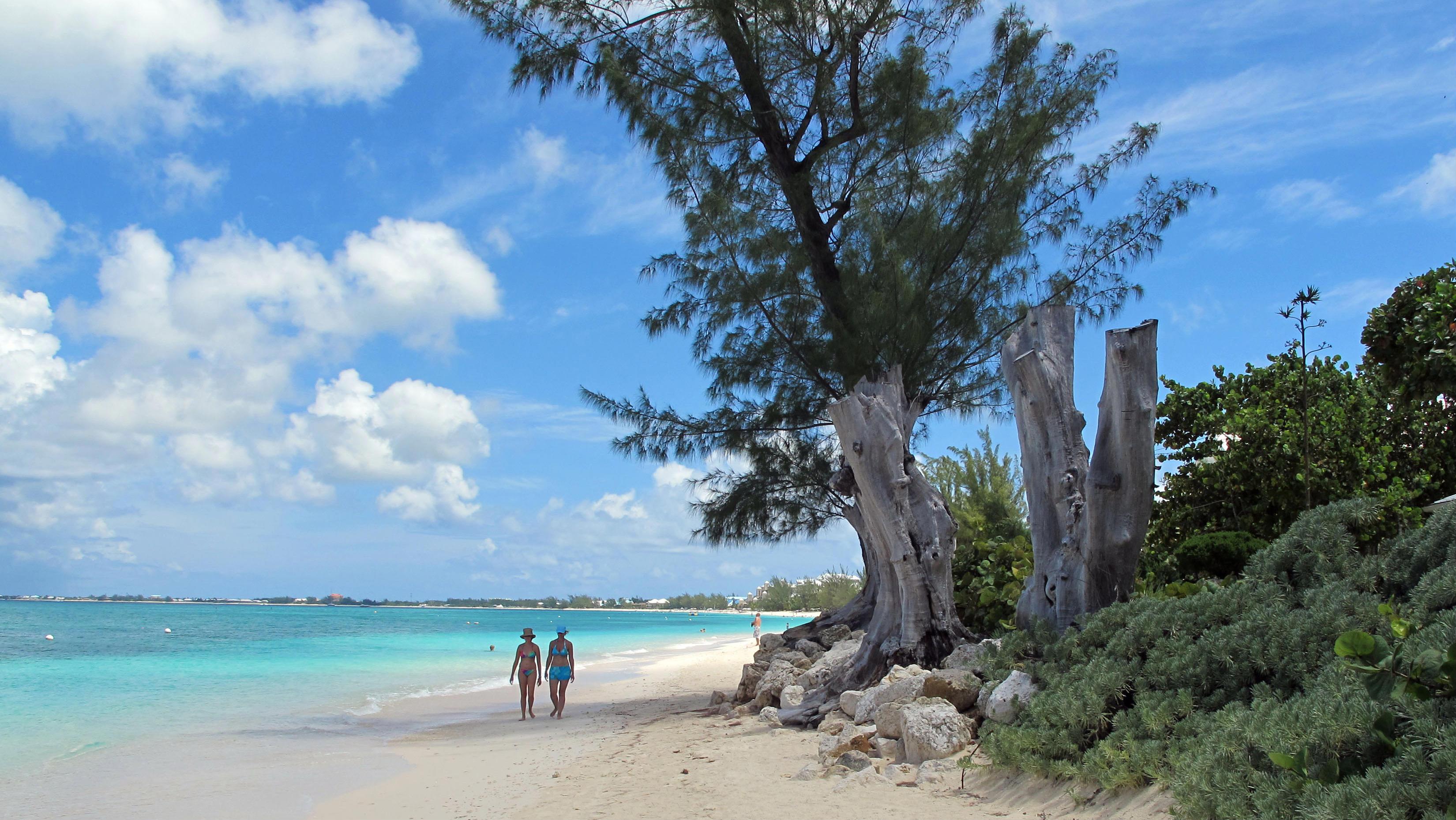Caymans beach