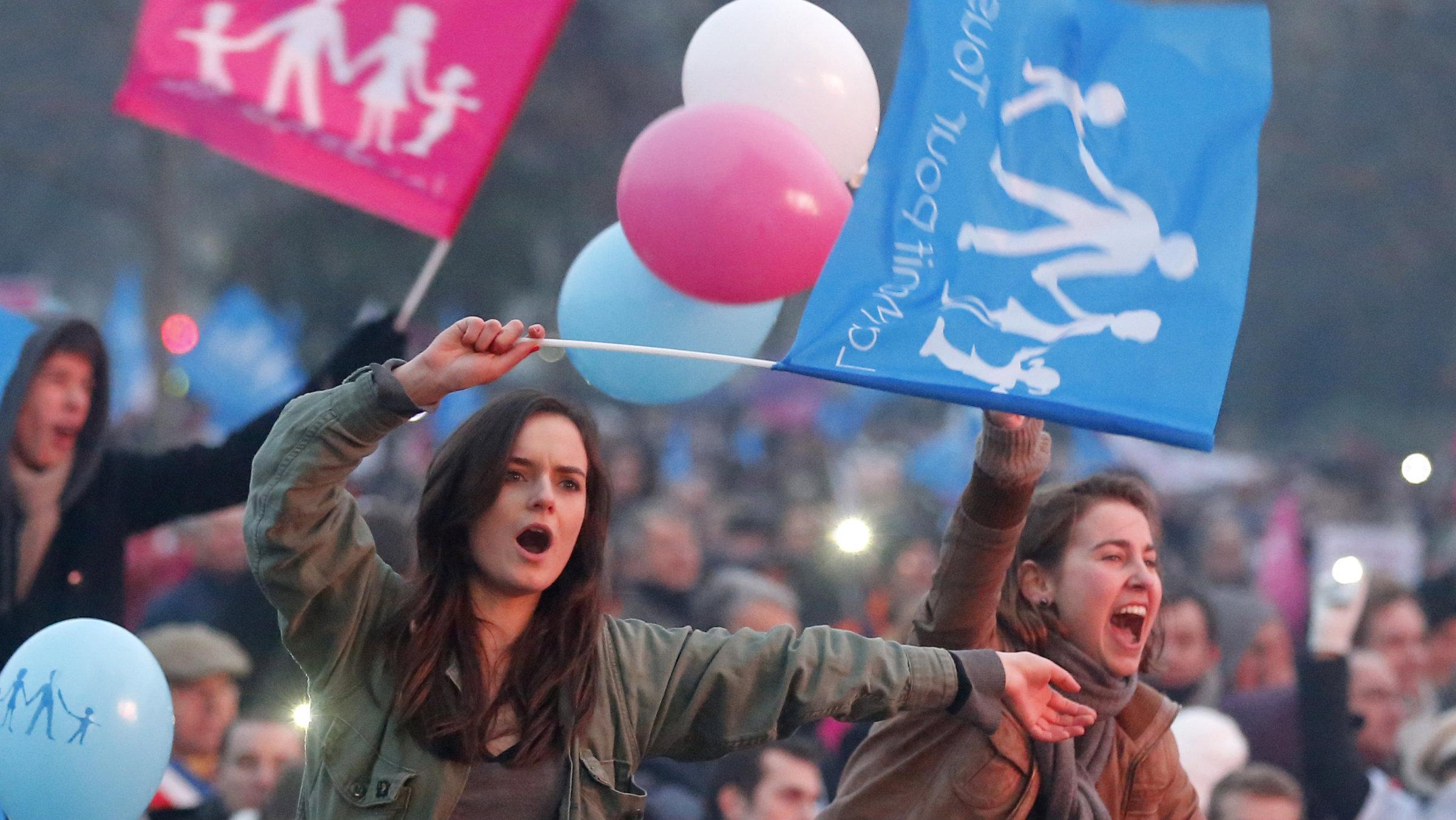 francegaymarriageprotest