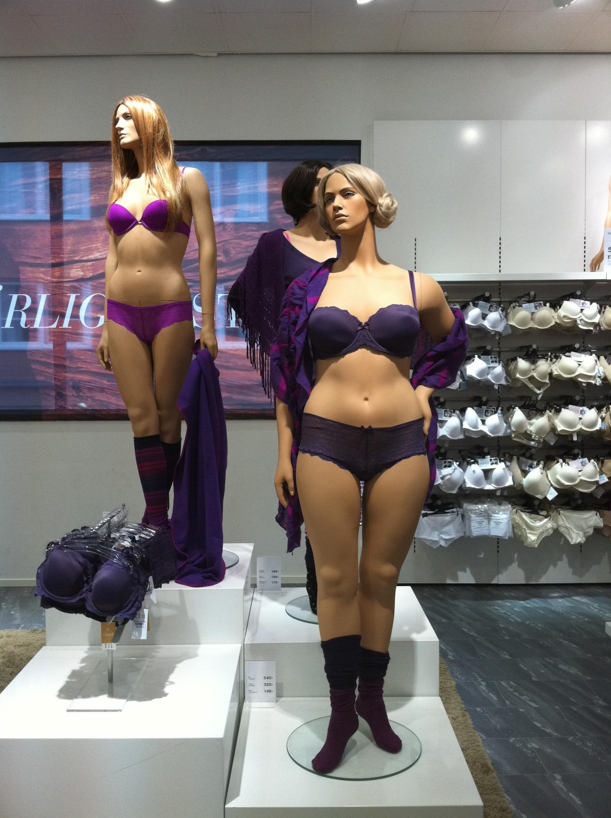 Anatomy of a meme: The real story behind the Swedish mannequins that ...