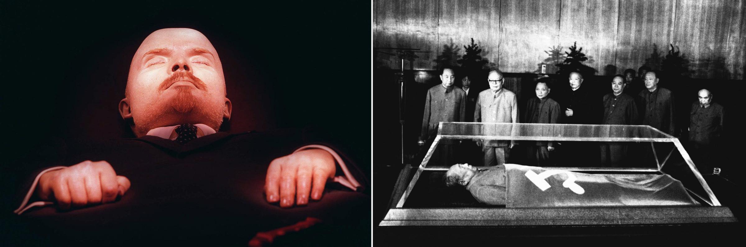 Lenin and Mao