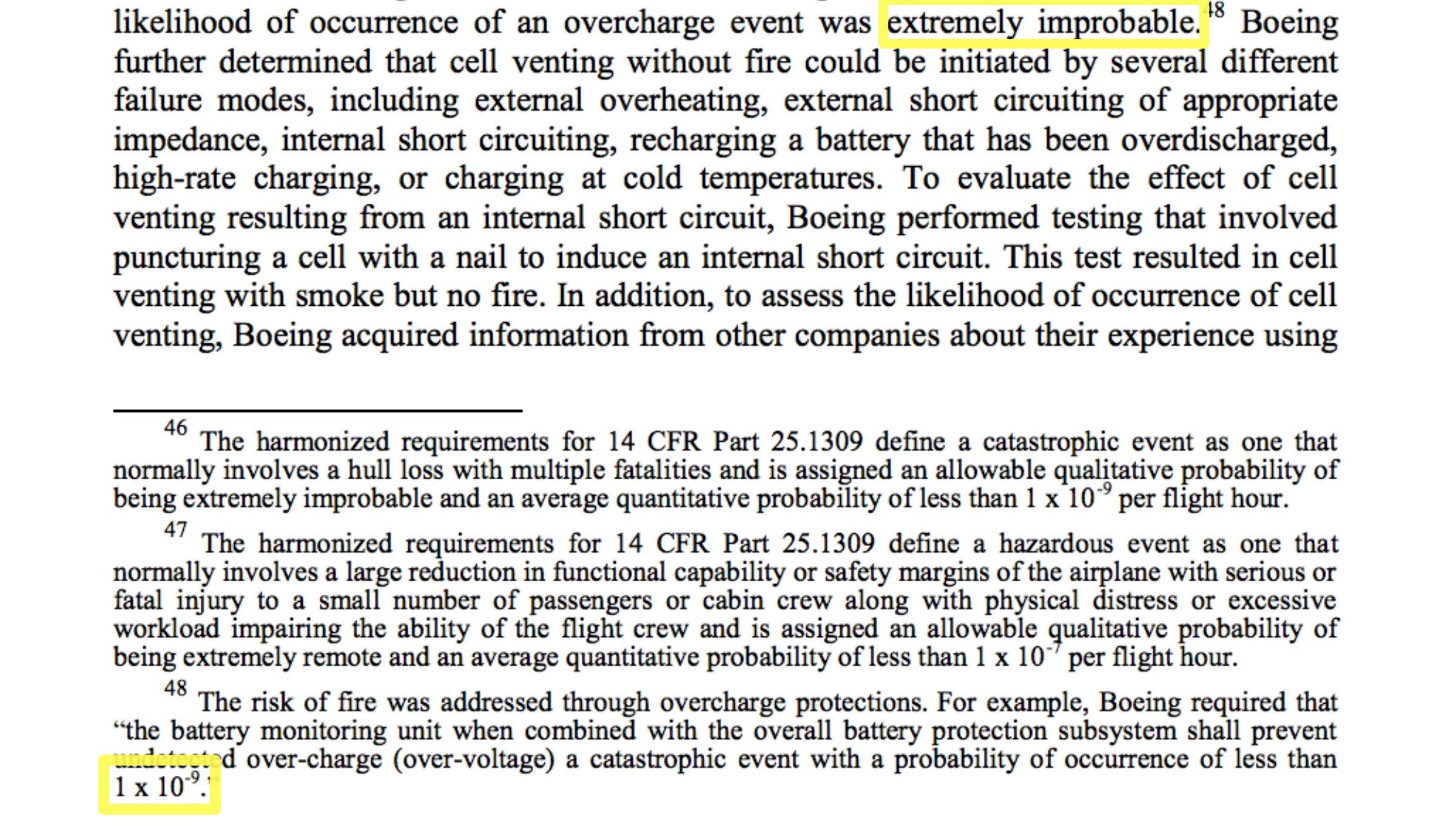 NTSB dreamliner report