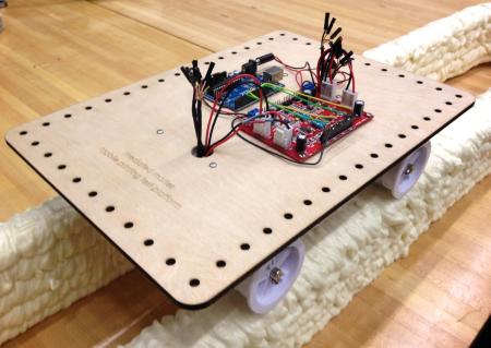 MIT's printer bot prototype.