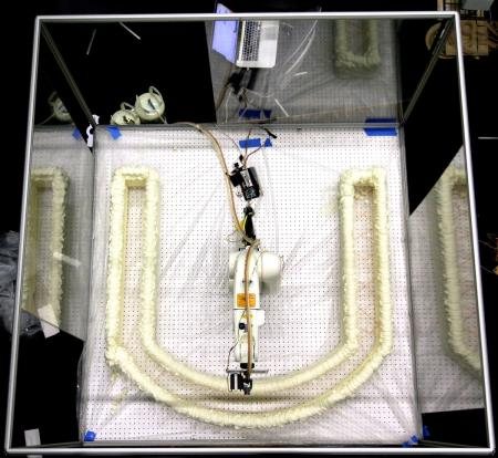 MIT's 3D foam printer.