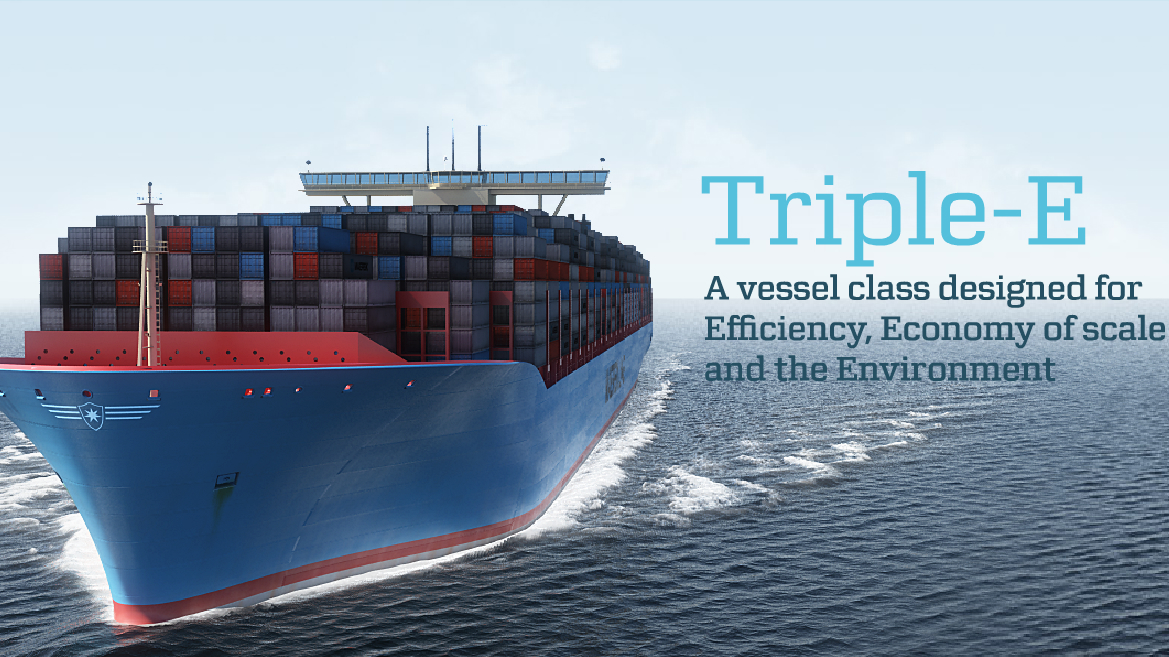 The largest container ships ever will start chugging this