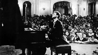Van Cliburn Moscow Tchaikovsky Competition 1958