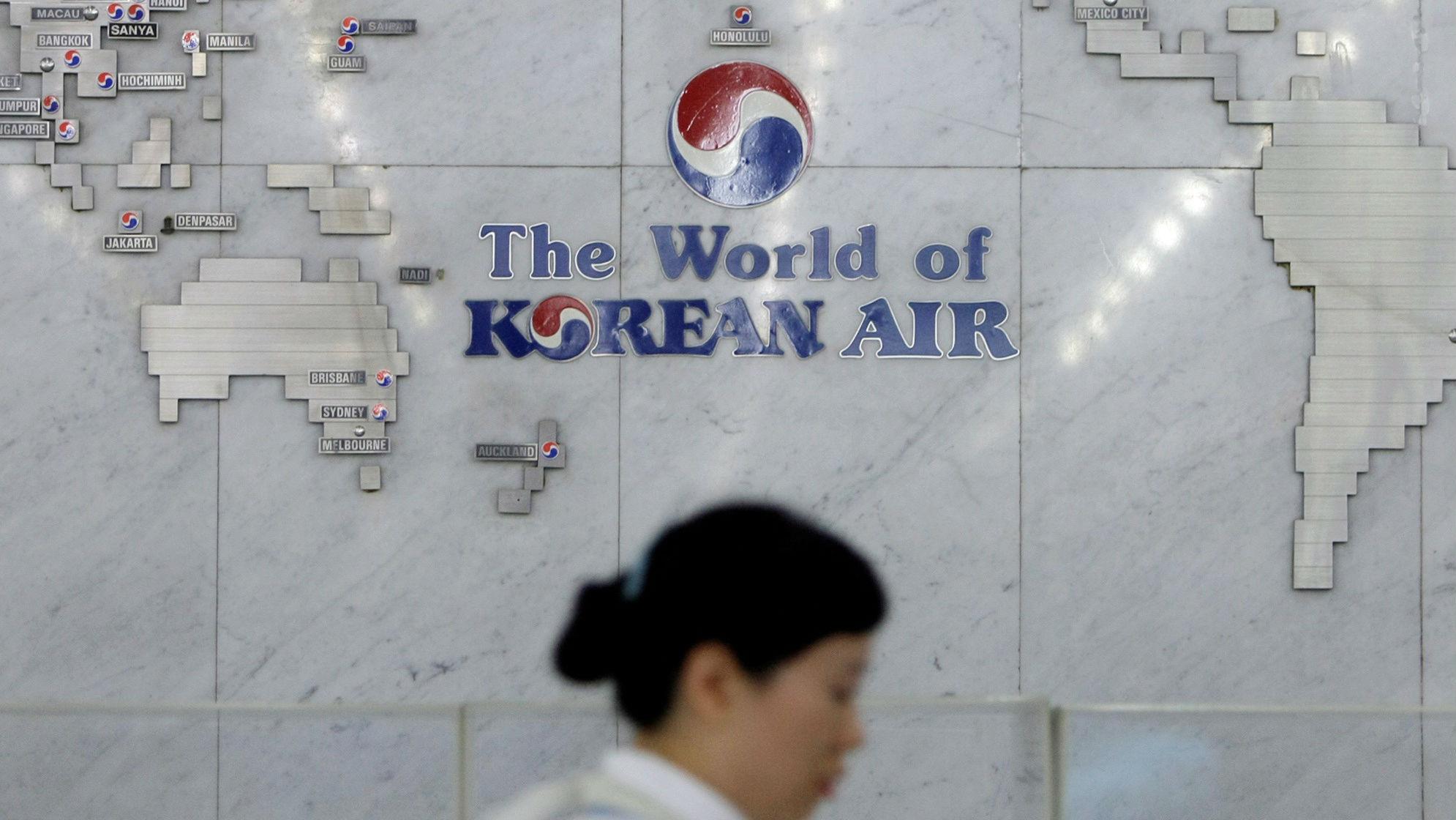 world of korean air web