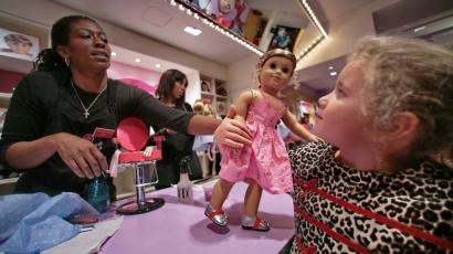American Girl Dolls are in Demand