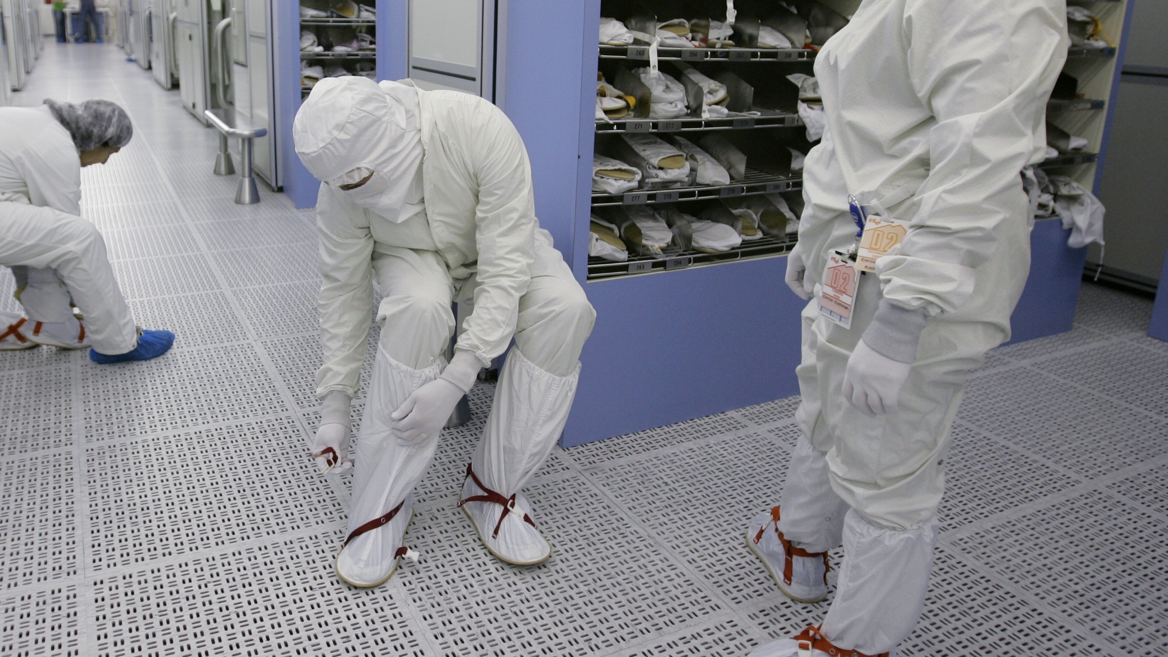 China just surpassed the US in semiconductor manufacturing