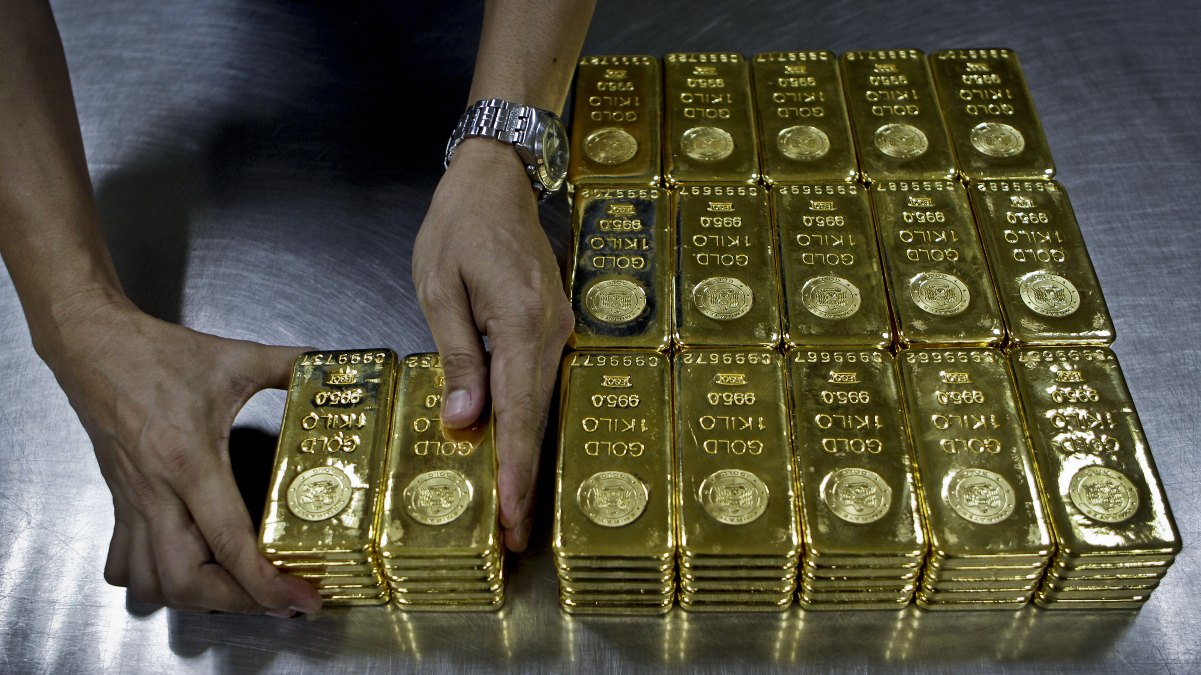 gold, gold price, falling gold prices
