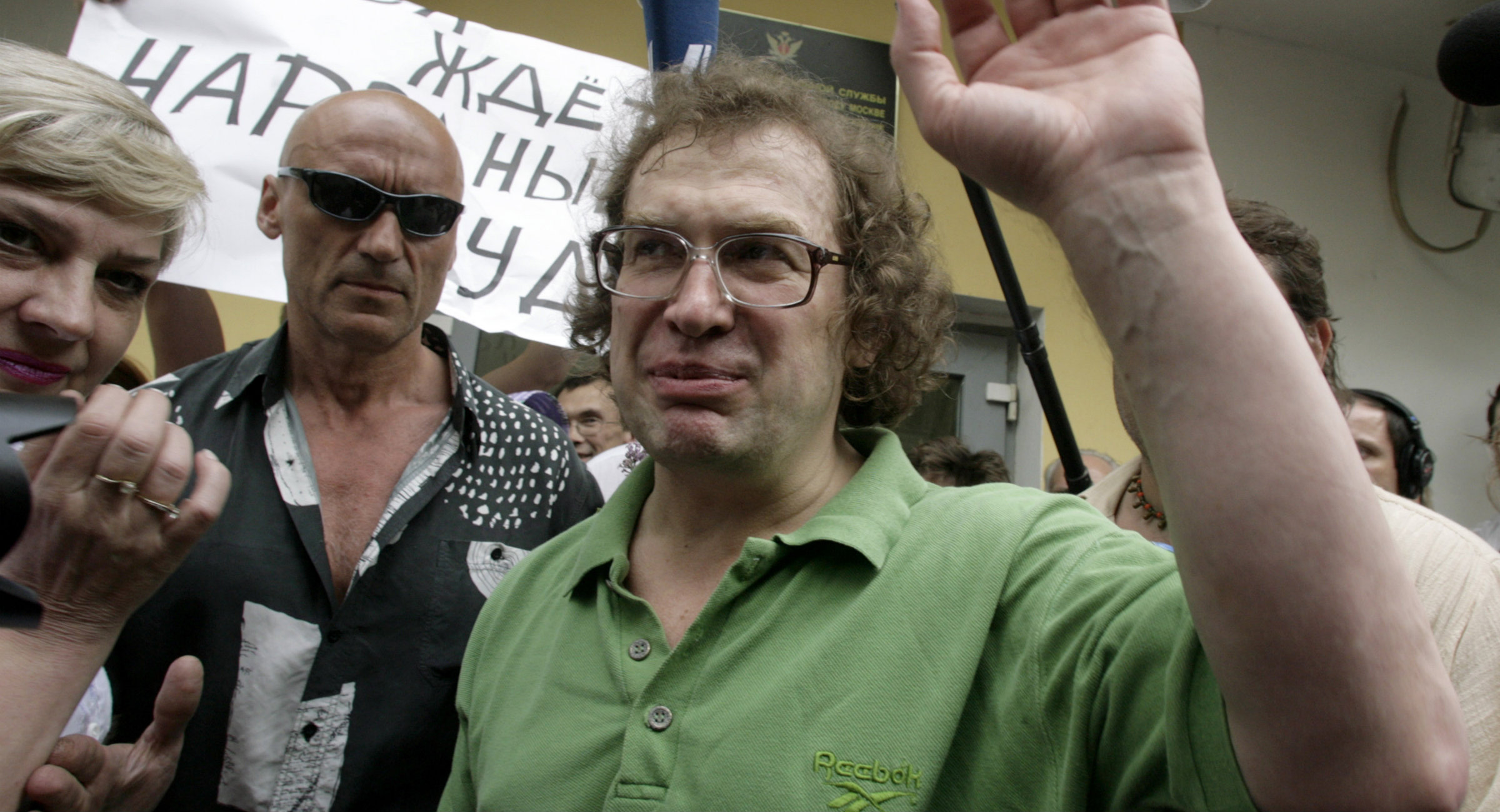 Sergey Mavrodi will make you rich and destroy the financial system at the same time